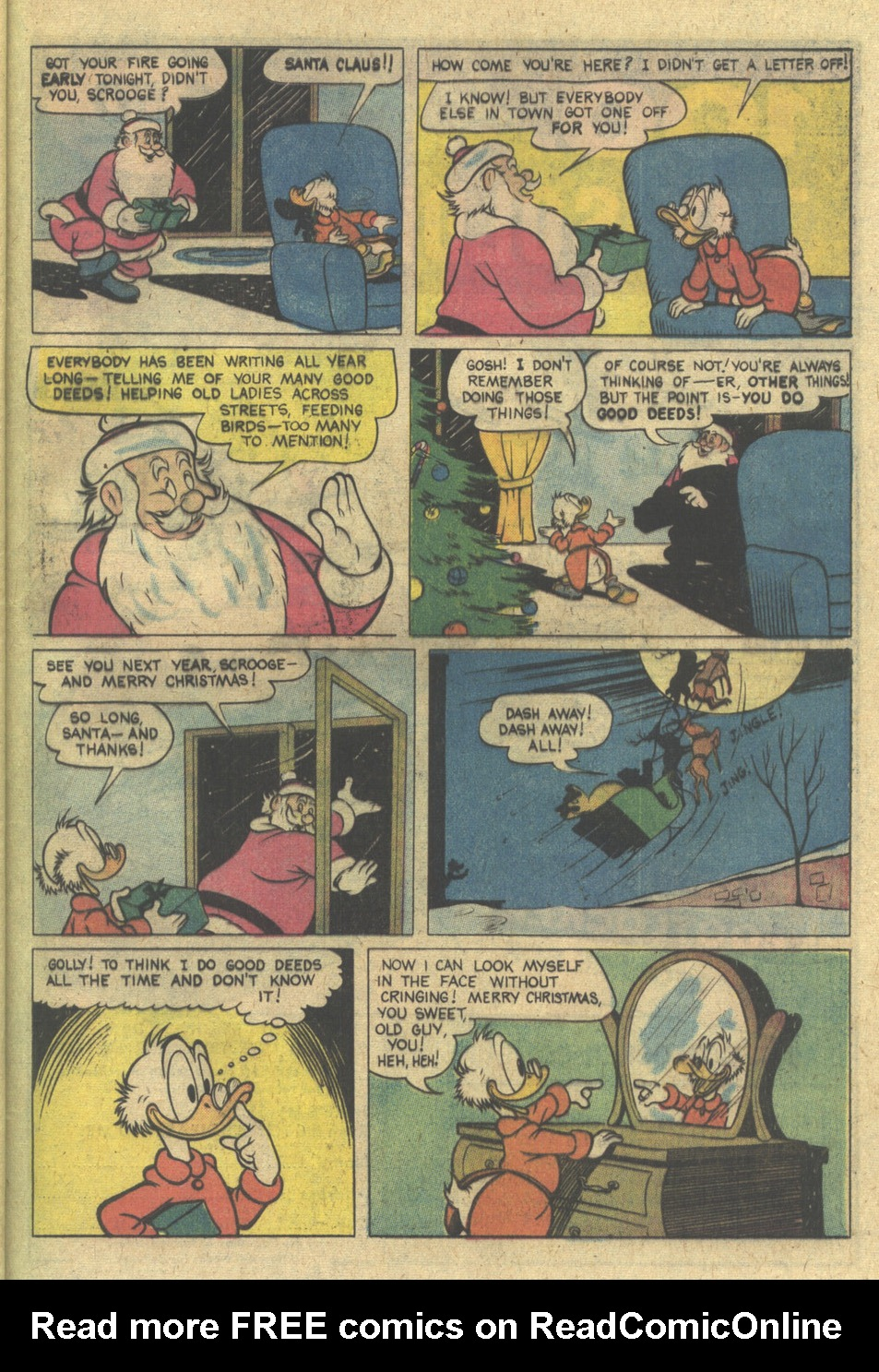Uncle Scrooge (1953) Issue #137 #137 - English 33