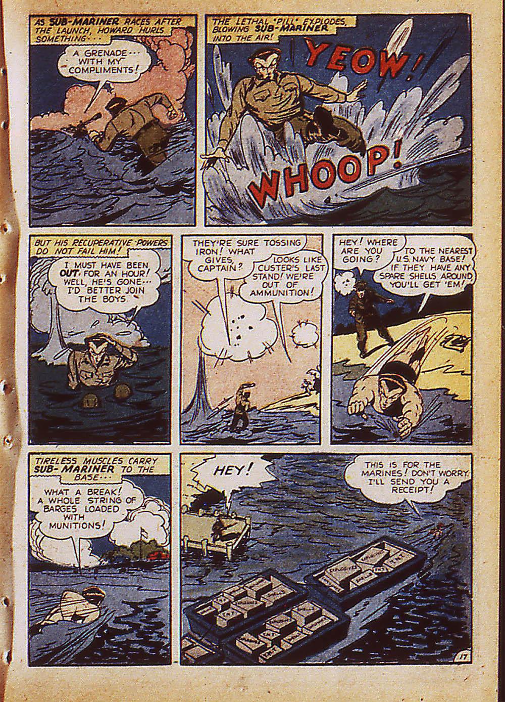 Sub-Mariner Comics Issue #8 #8 - English 20