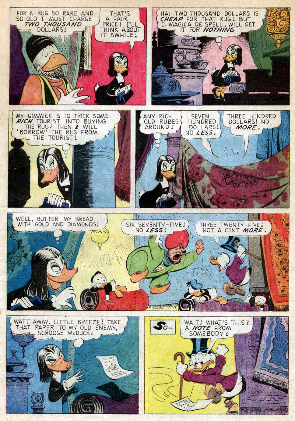 Uncle Scrooge (1953) Issue #50 #50 - English 5