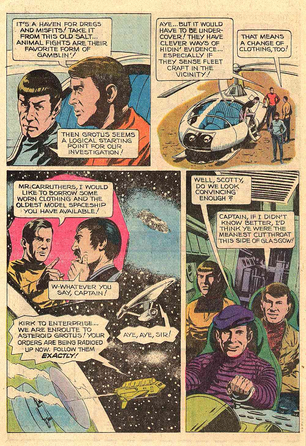 Star Trek (1967) #54 #54 - English 11