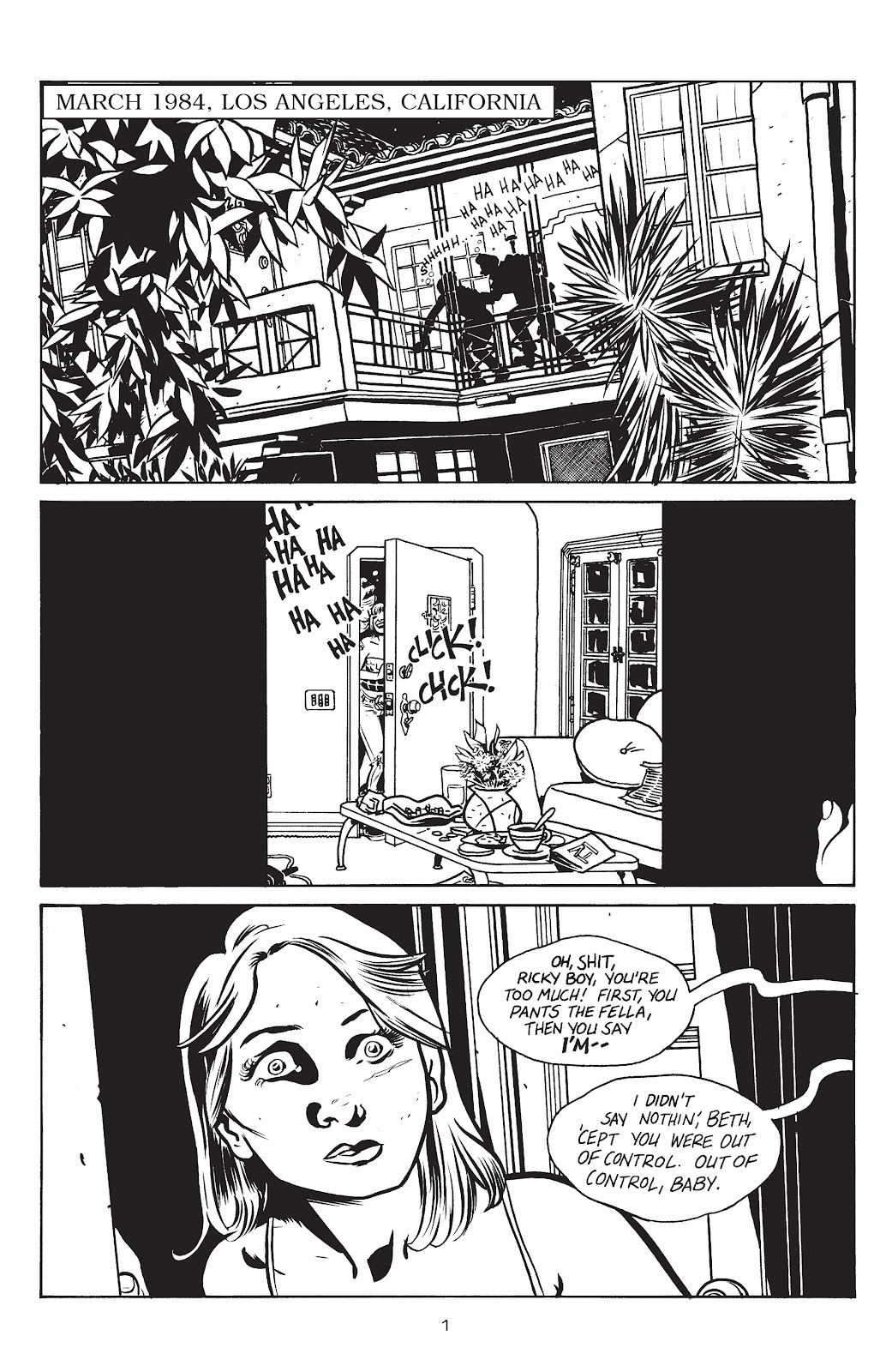 Stray Bullets Issue #15 #15 - English 3