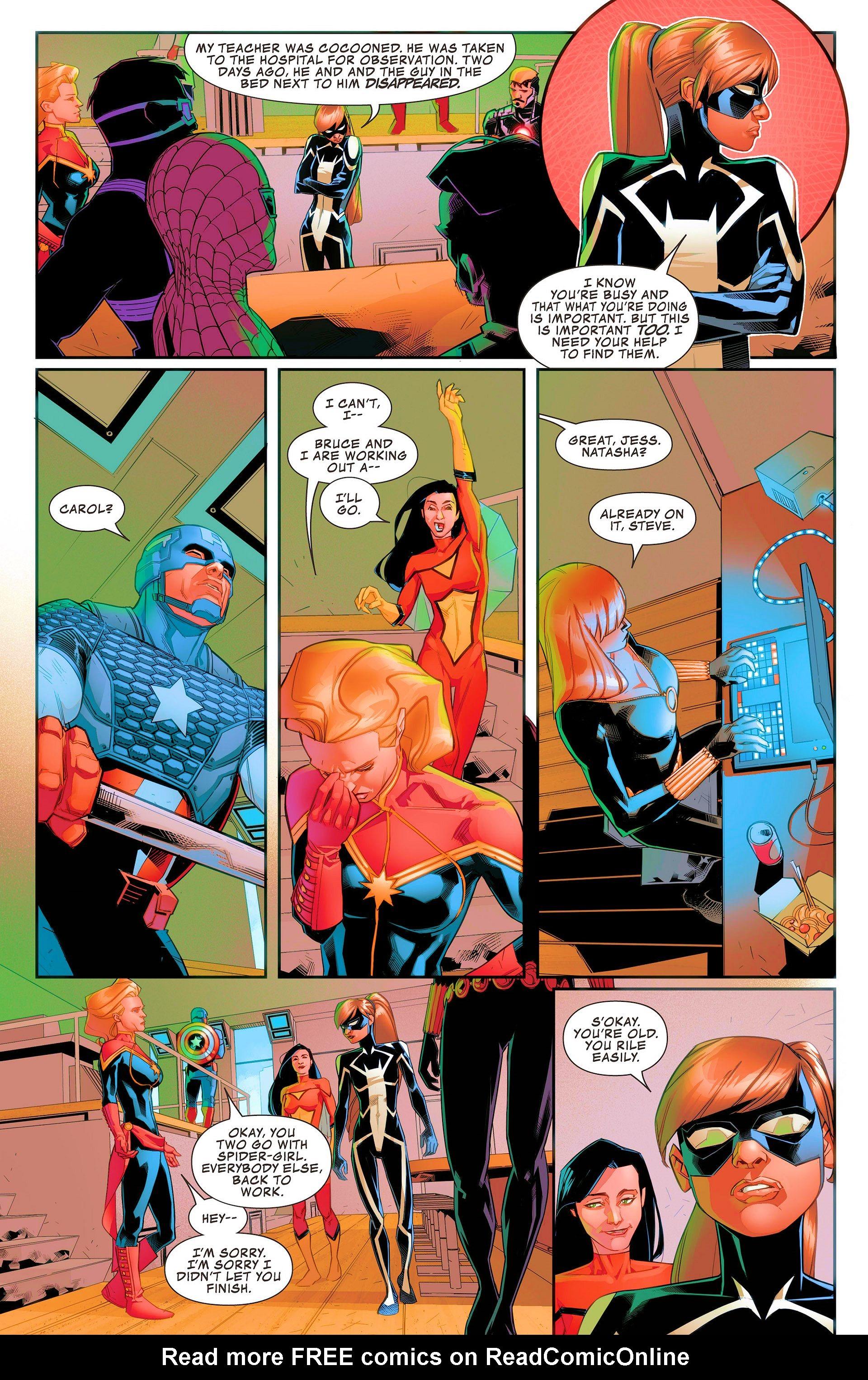 Read online Avengers Assemble (2012) comic -  Issue #21 - 10