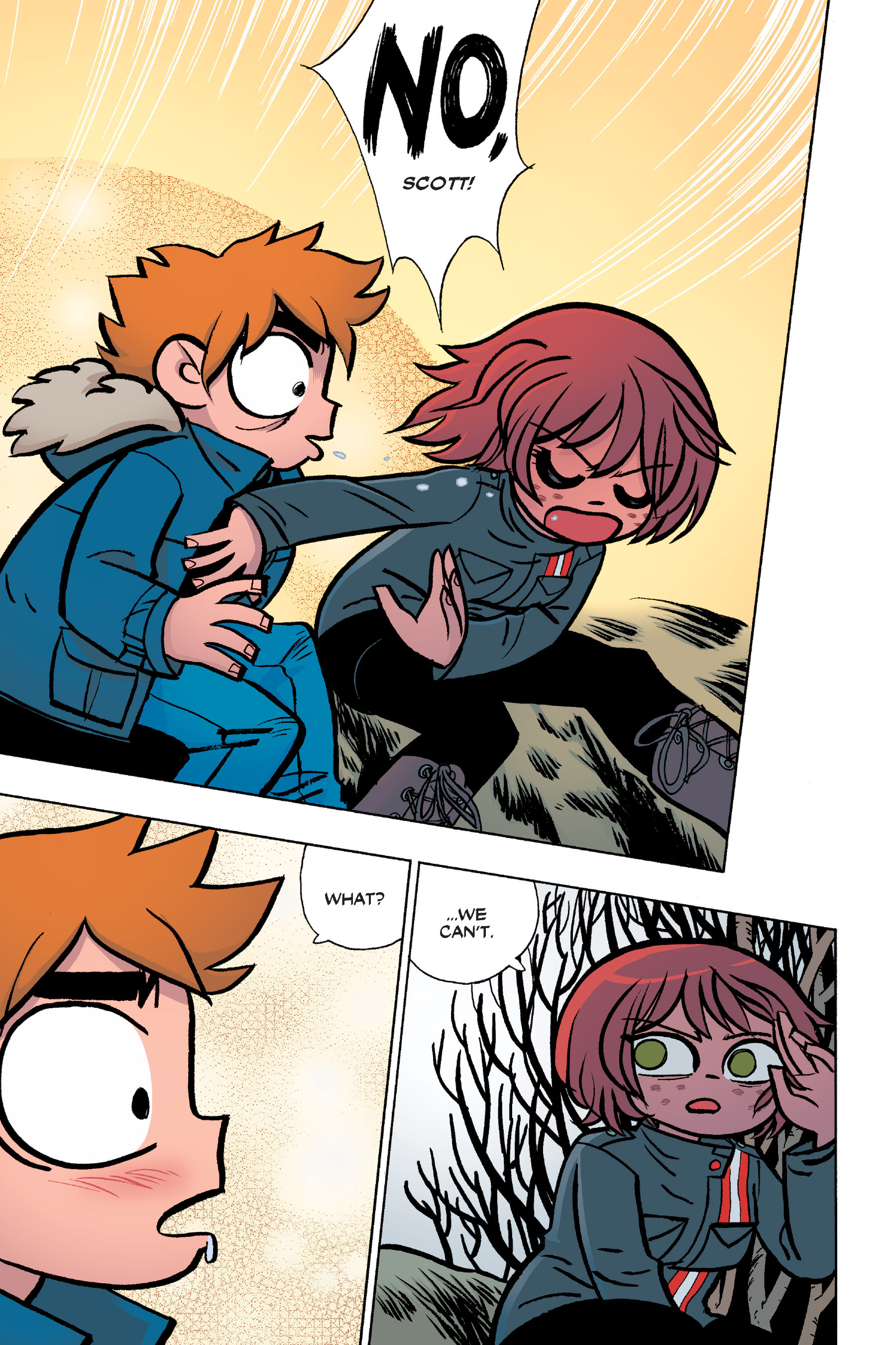 Read online Scott Pilgrim comic -  Issue #6 - 70
