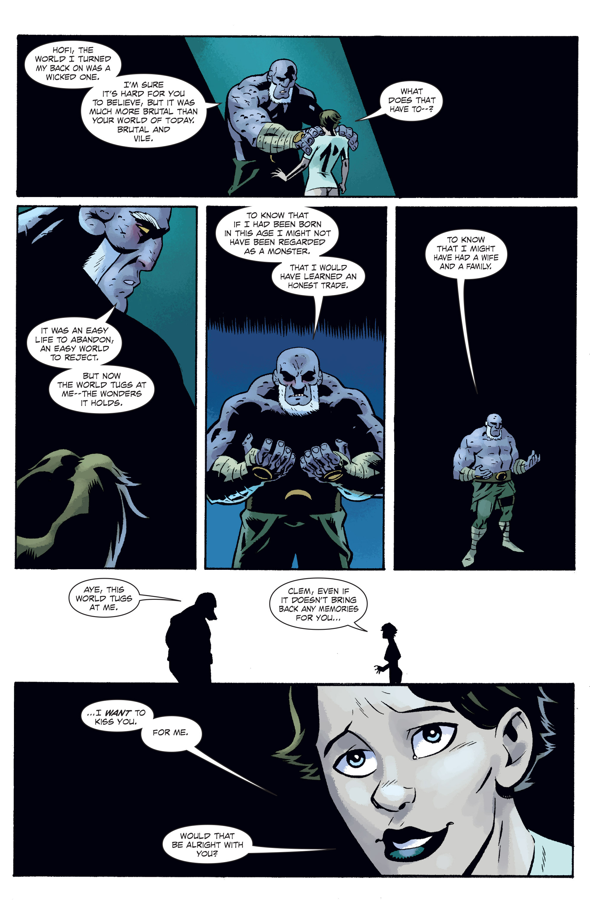 Read online The Anchor comic -  Issue # TPB 2 - 23