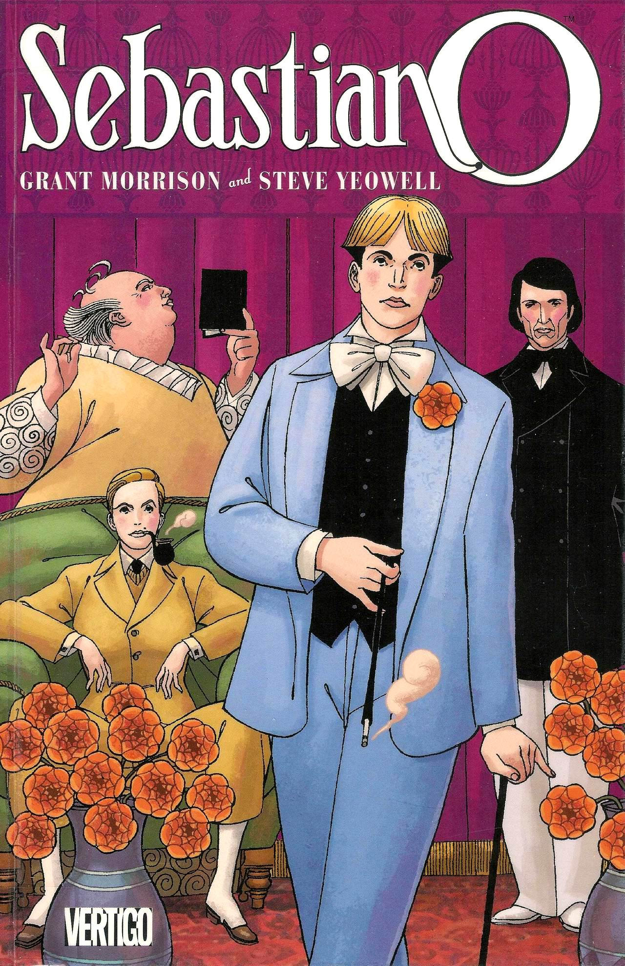 Read online Sebastian O comic -  Issue # _TPB - 1