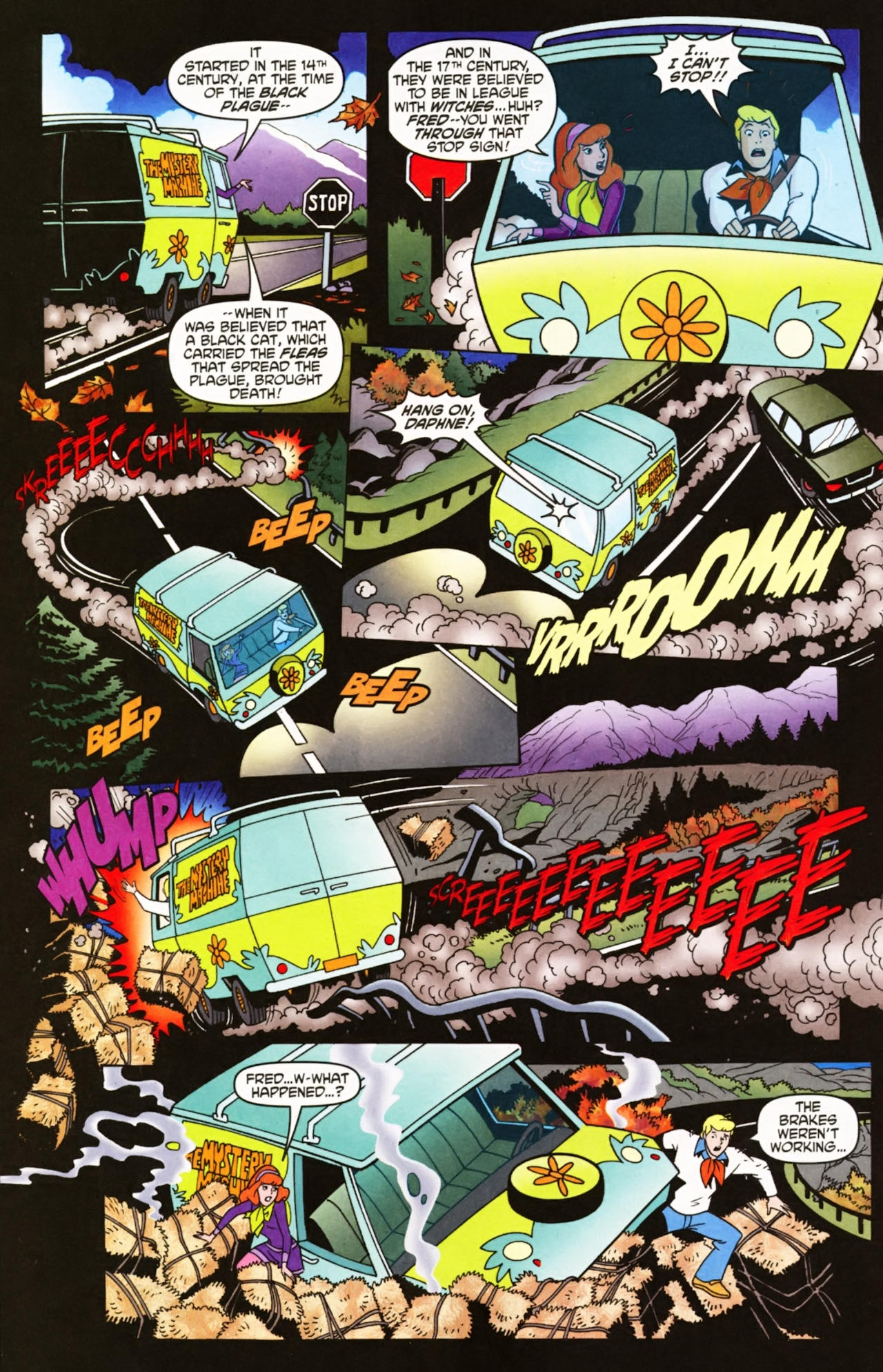Read online Scooby-Doo (1997) comic -  Issue #150 - 11