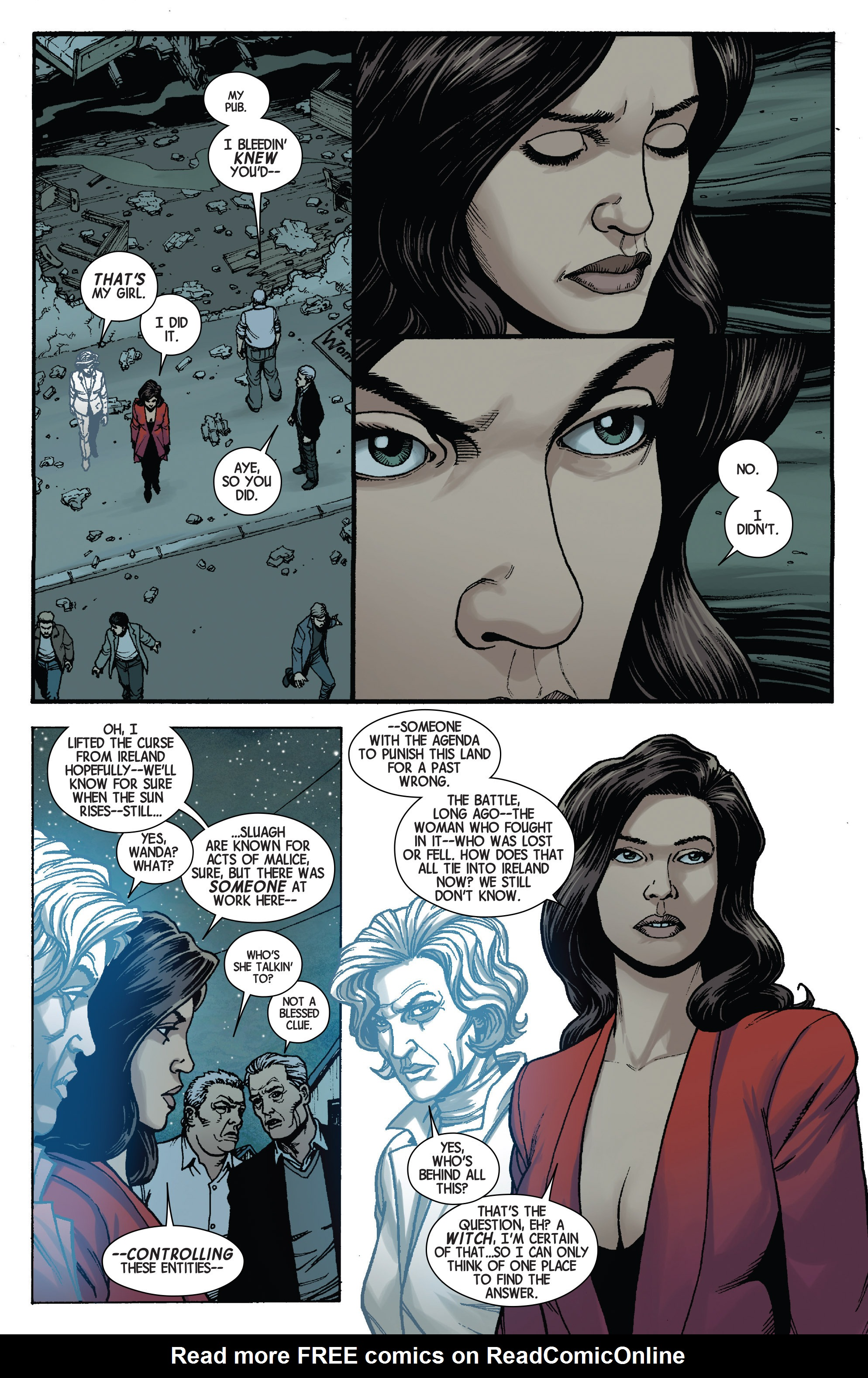Read online Scarlet Witch (2016) comic -  Issue #3 - 17