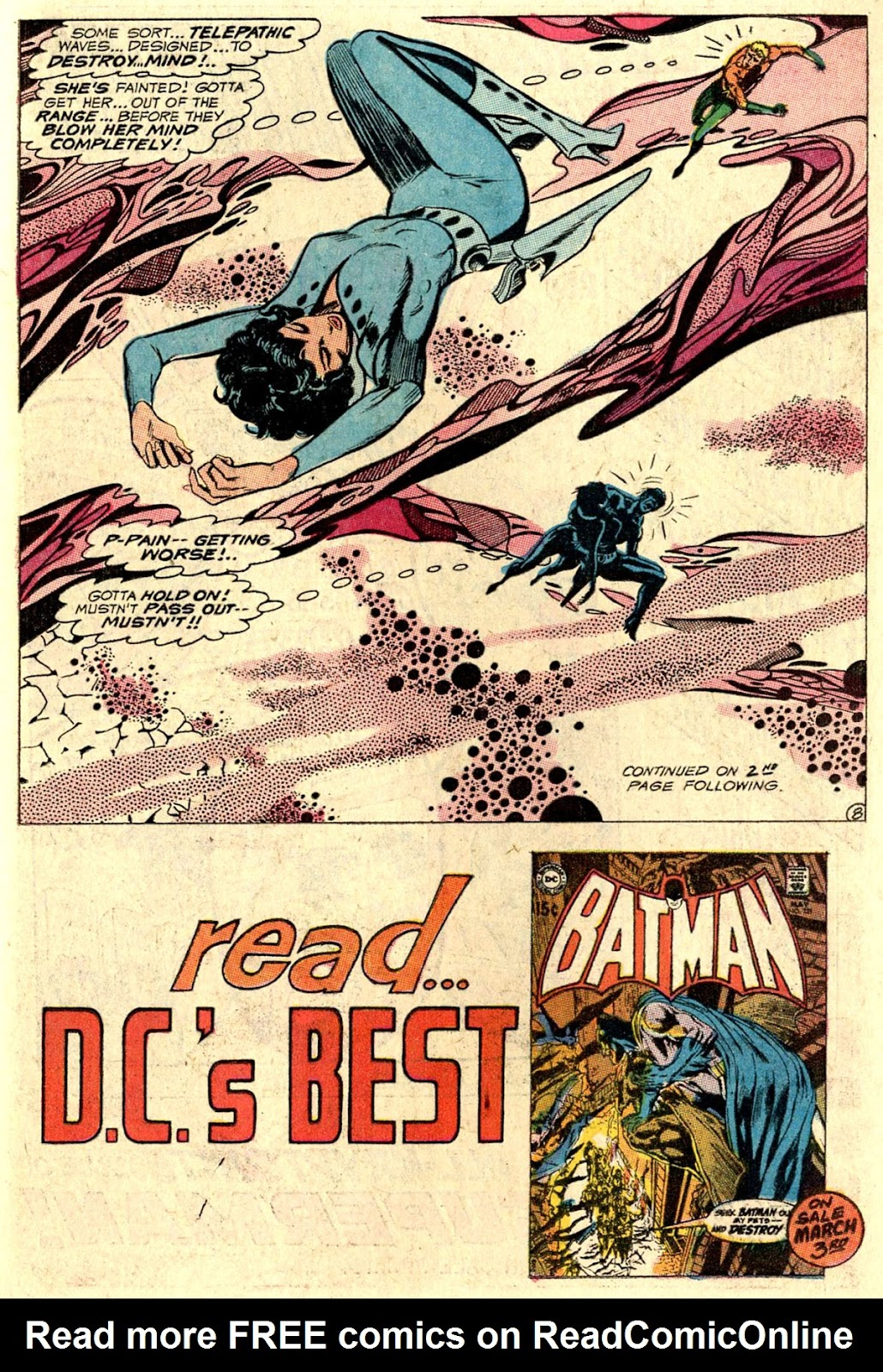 Aquaman (1962) Issue #51 #51 - English 11