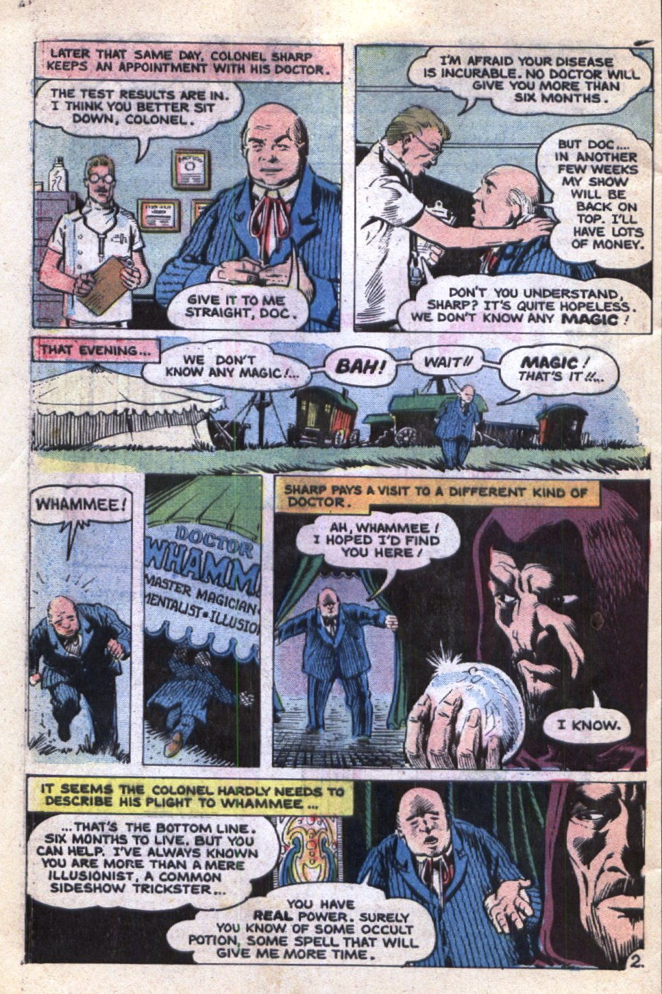 Read online Scary Tales comic -  Issue #10 - 4