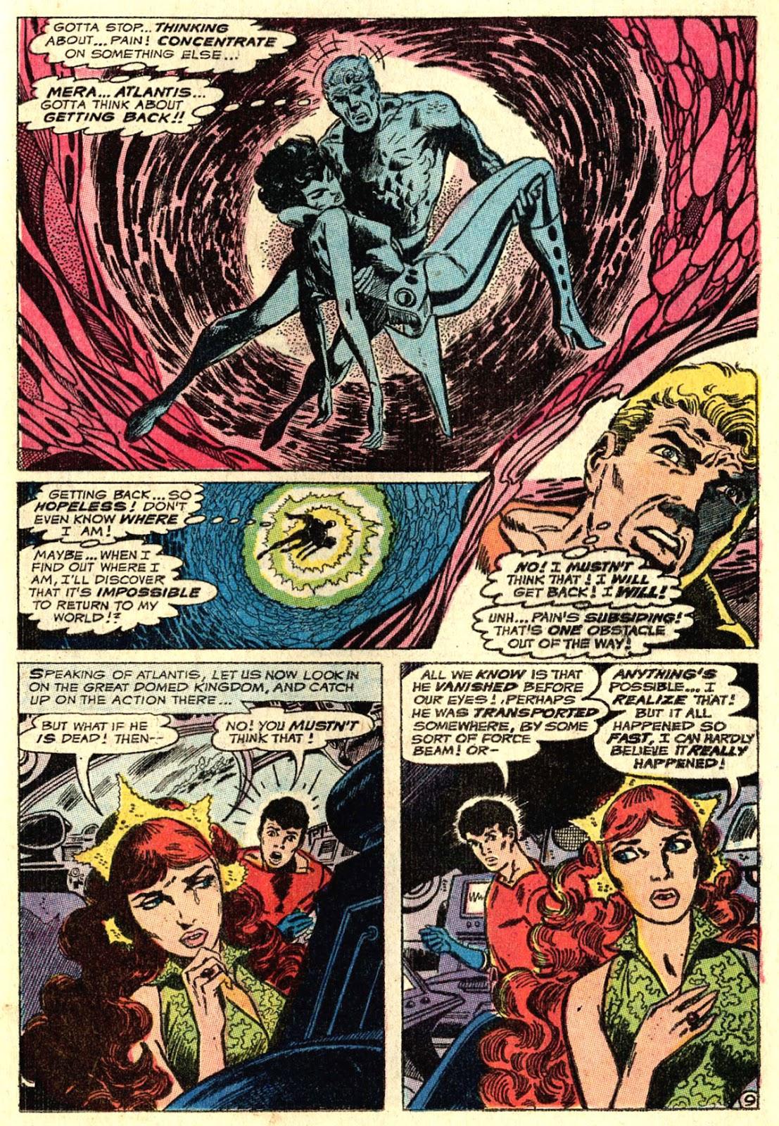 Aquaman (1962) Issue #51 #51 - English 13