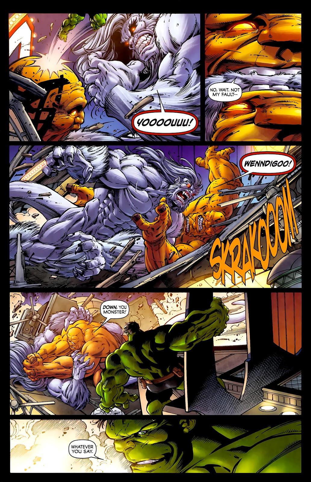 Incredible Hulks (2010) Issue #631 #21 - English 17