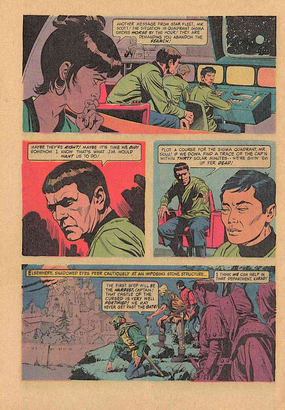 Star Trek (1967) Issue #16 #16 - English 22