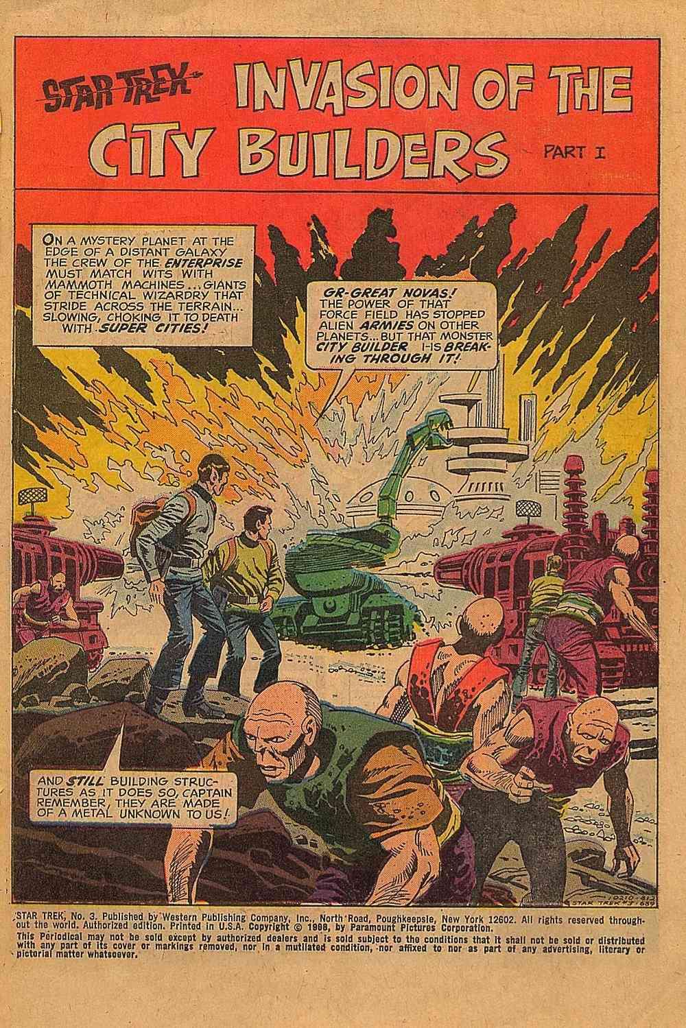 Star Trek (1967) Issue #3 #3 - English 2