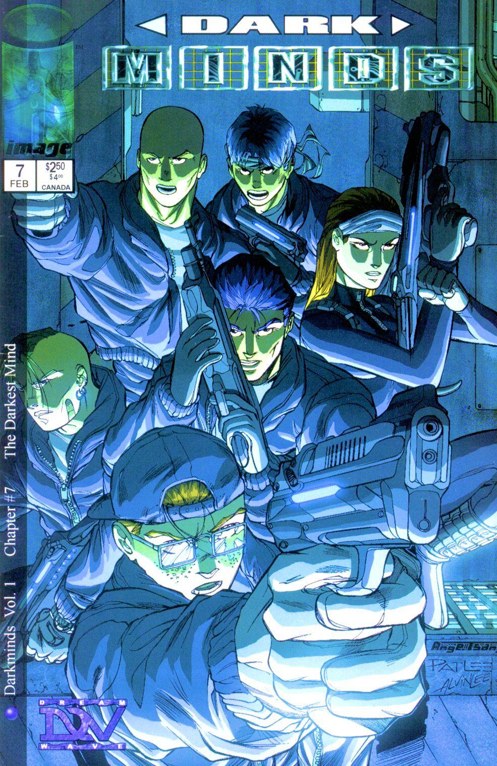 Darkminds (1998) 7 Page 1