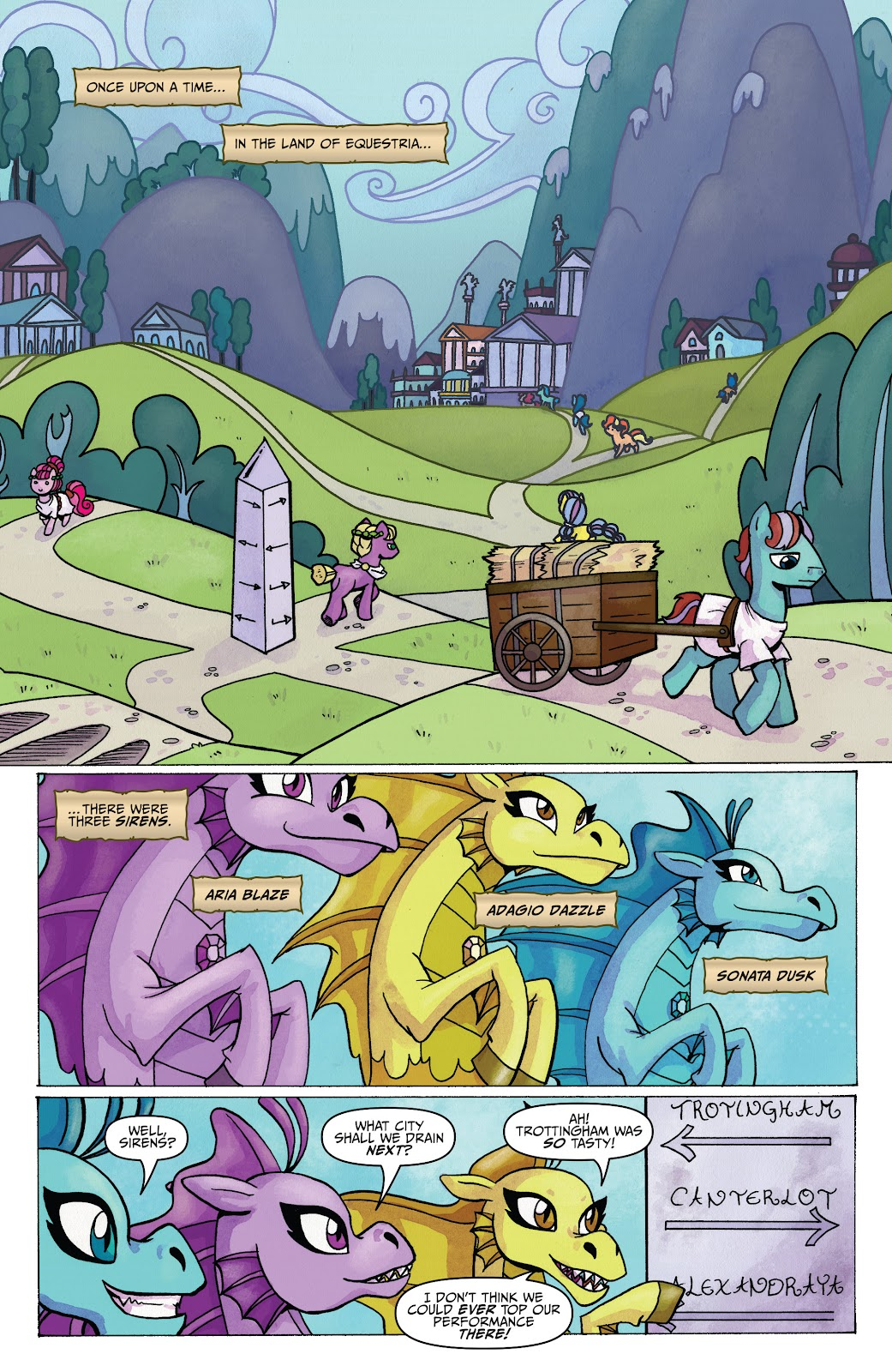 My Little Pony: Fiendship is Magic Issue #3 #3 - English 3