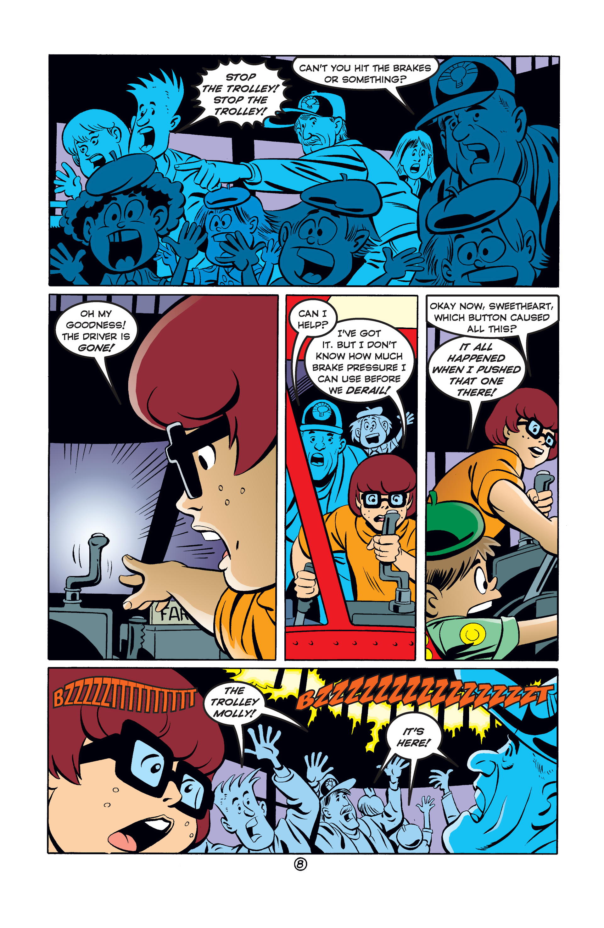 Read online Scooby-Doo (1997) comic -  Issue #41 - 9