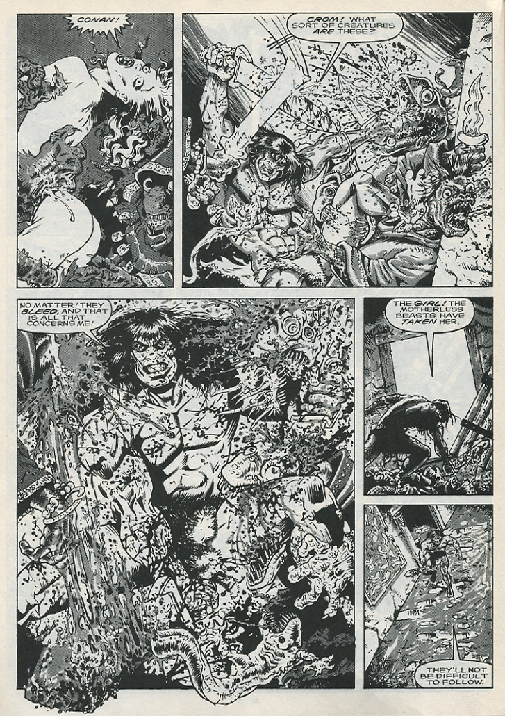 The Savage Sword Of Conan Issue #176 #177 - English 36