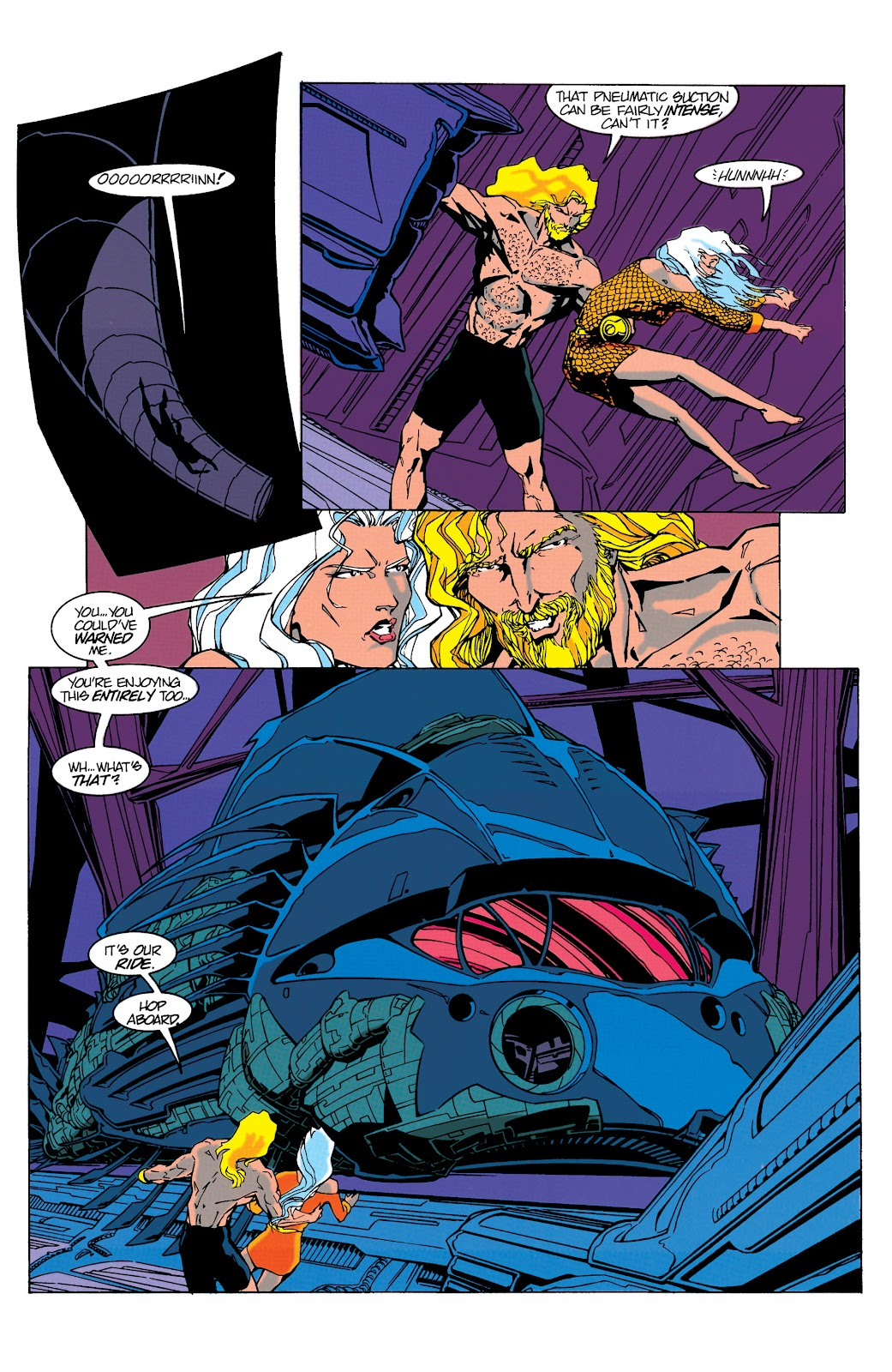 Aquaman (1994) Issue #17 #23 - English 8