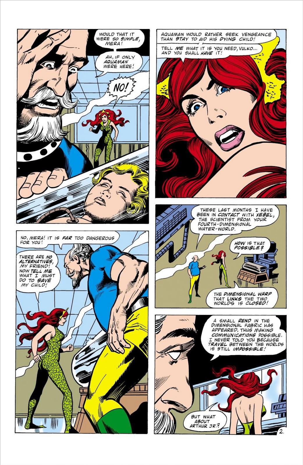 Aquaman (1962) Issue #58 #58 - English 14
