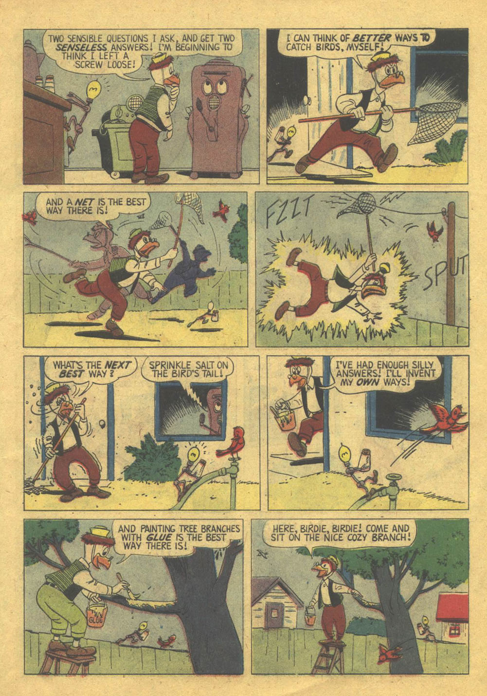 Uncle Scrooge (1953) #22 #383 - English 29