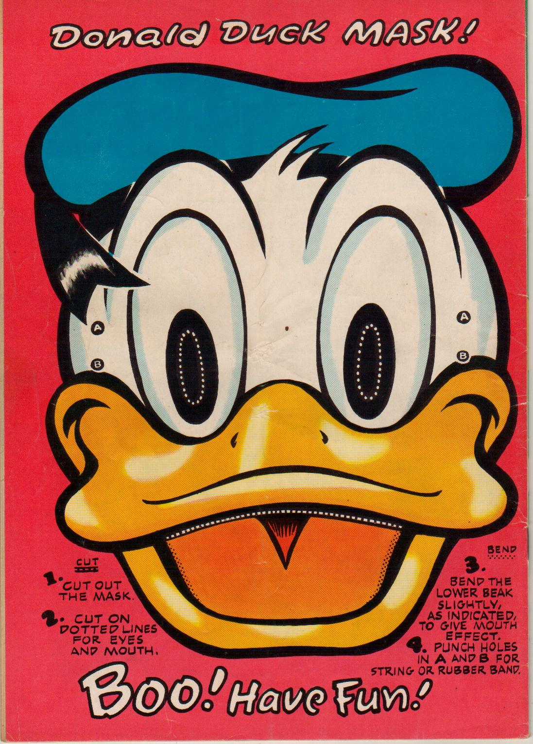 Read online Walt Disney's Donald Duck (1952) comic -  Issue #26 - 36