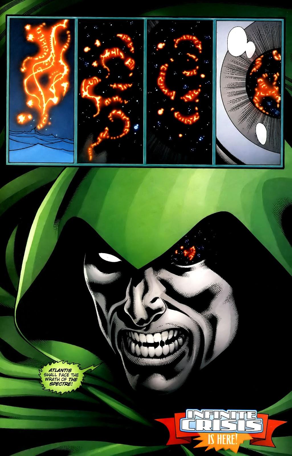 Aquaman (2003) Issue #36 #36 - English 23