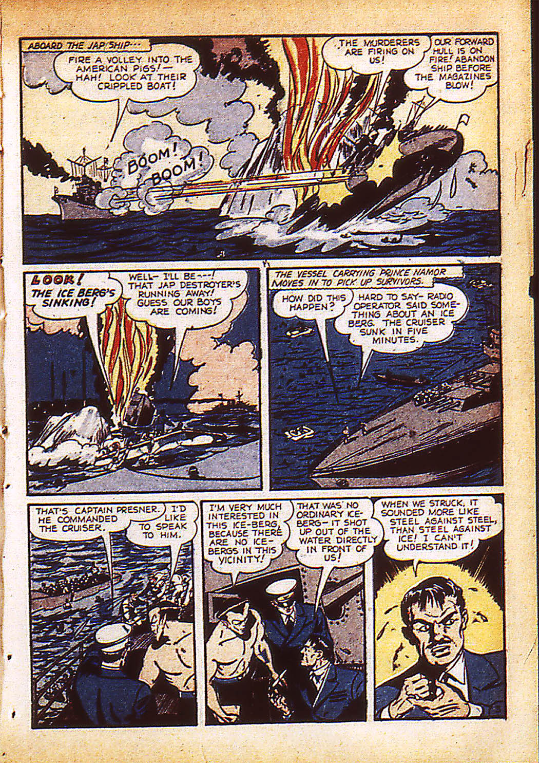 Sub-Mariner Comics Issue #9 #9 - English 6