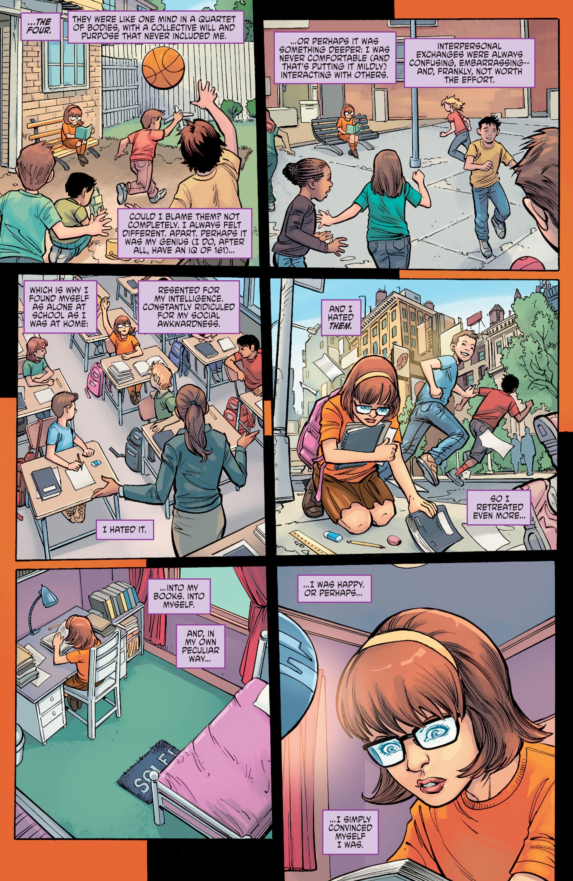 Read online Scooby Apocalypse comic -  Issue #6 - 7