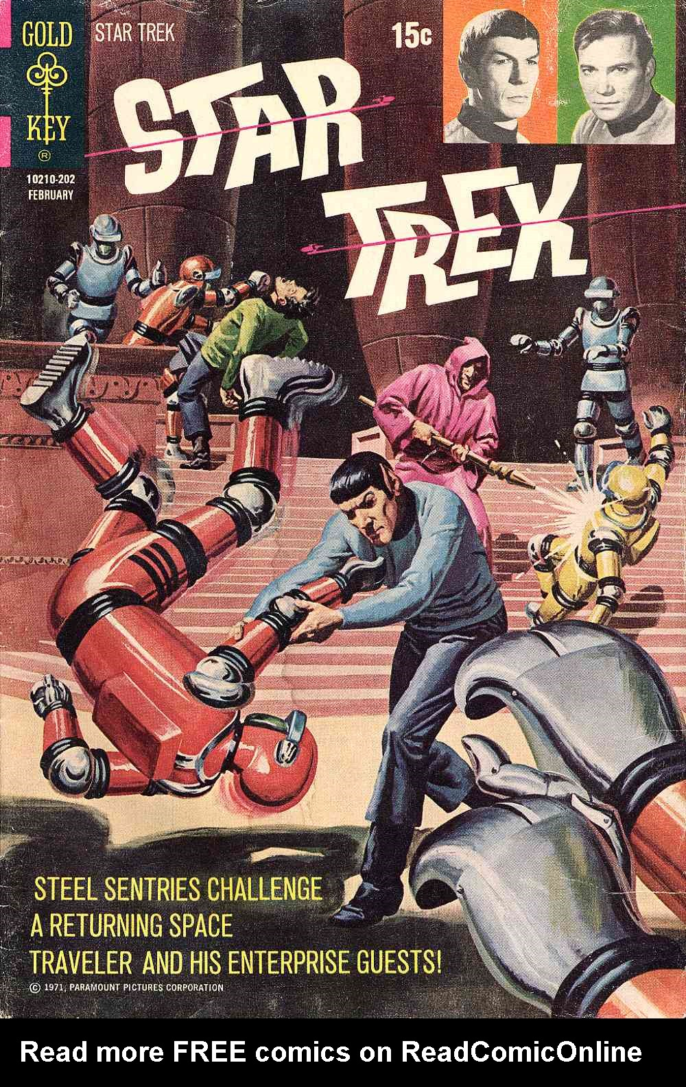 Star Trek (1967) Issue #13 #13 - English 1
