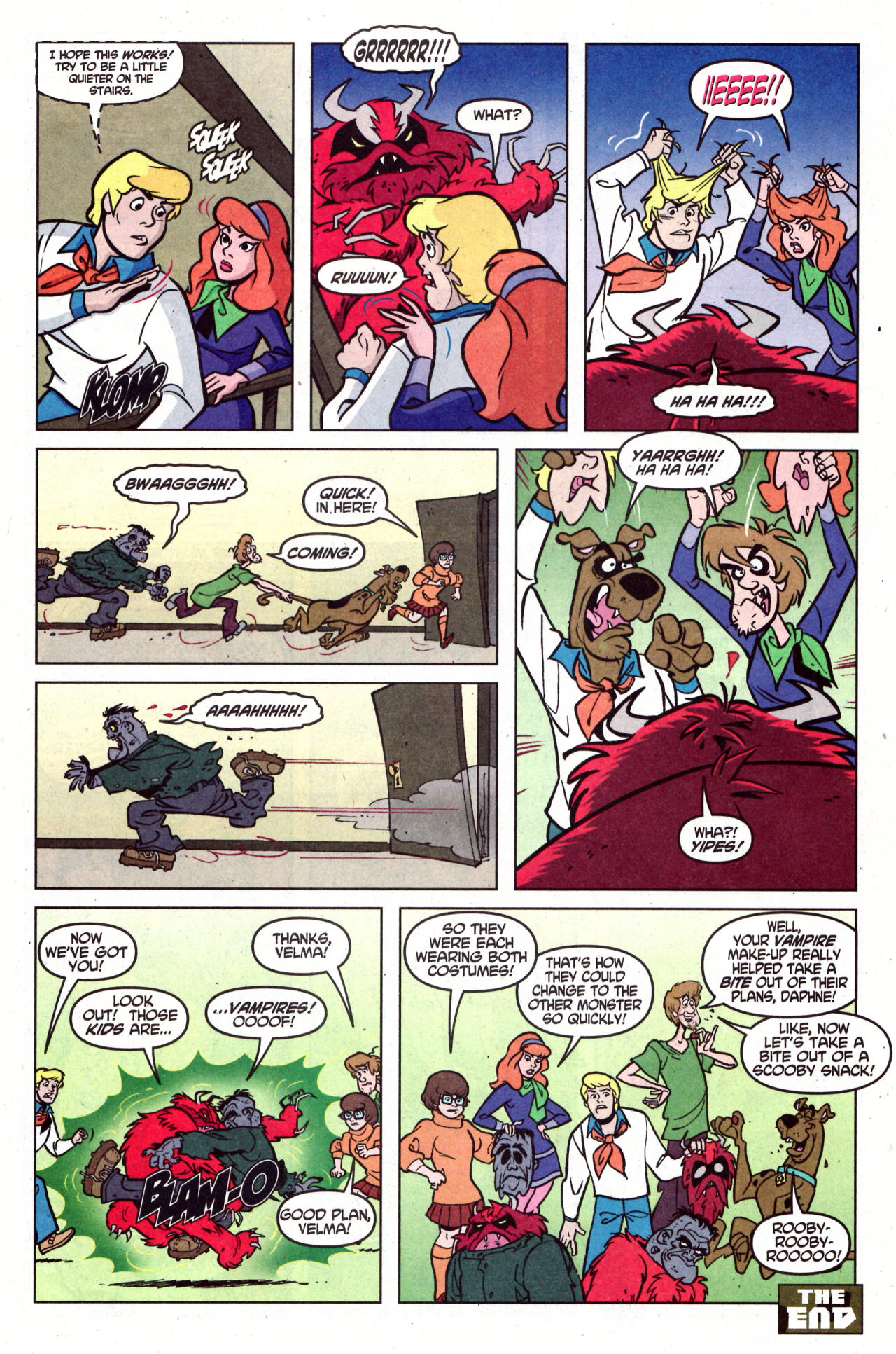 Read online Scooby-Doo (1997) comic -  Issue #125 - 14