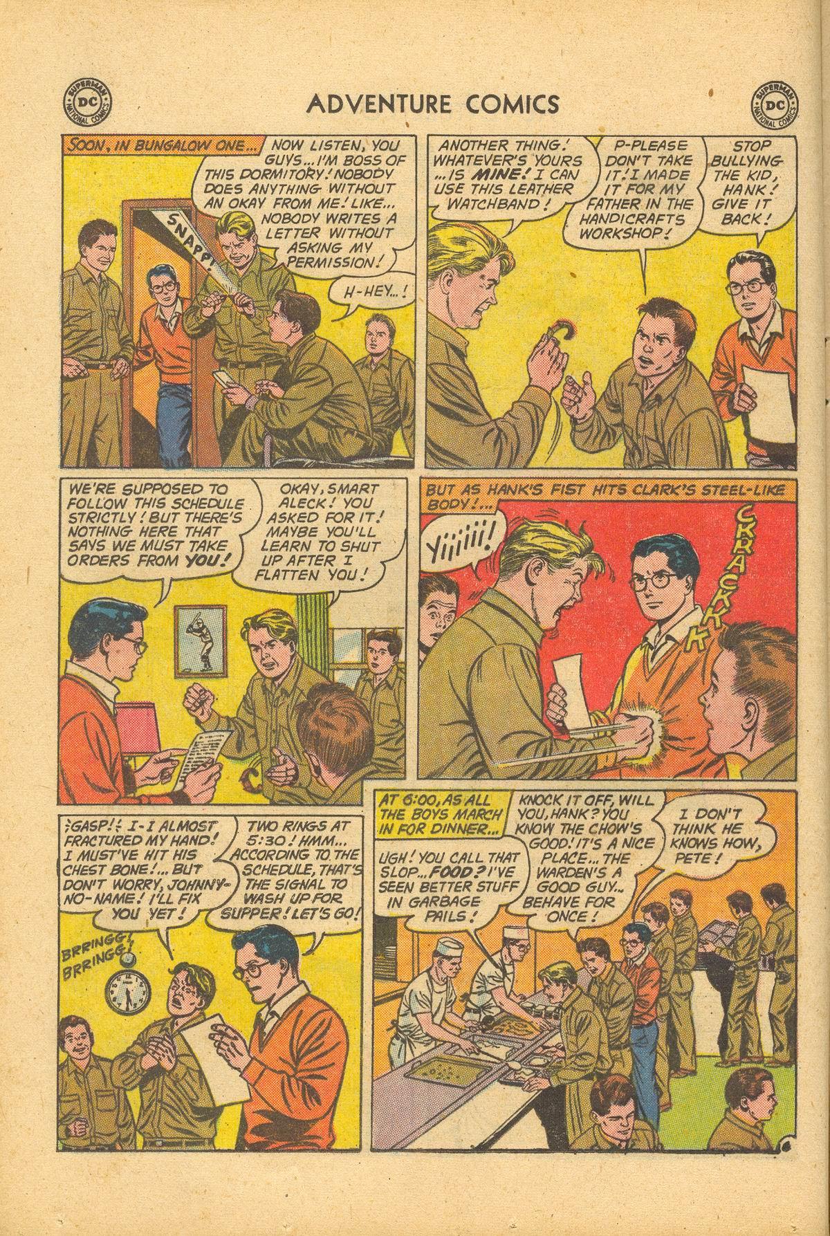 Read online Adventure Comics (1938) comic -  Issue #284 - 8