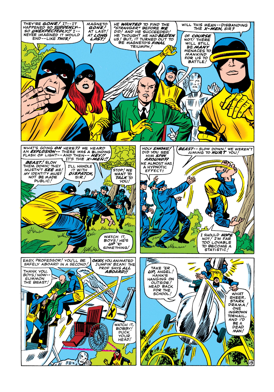 Uncanny X-Men (1963) 11 Page 19