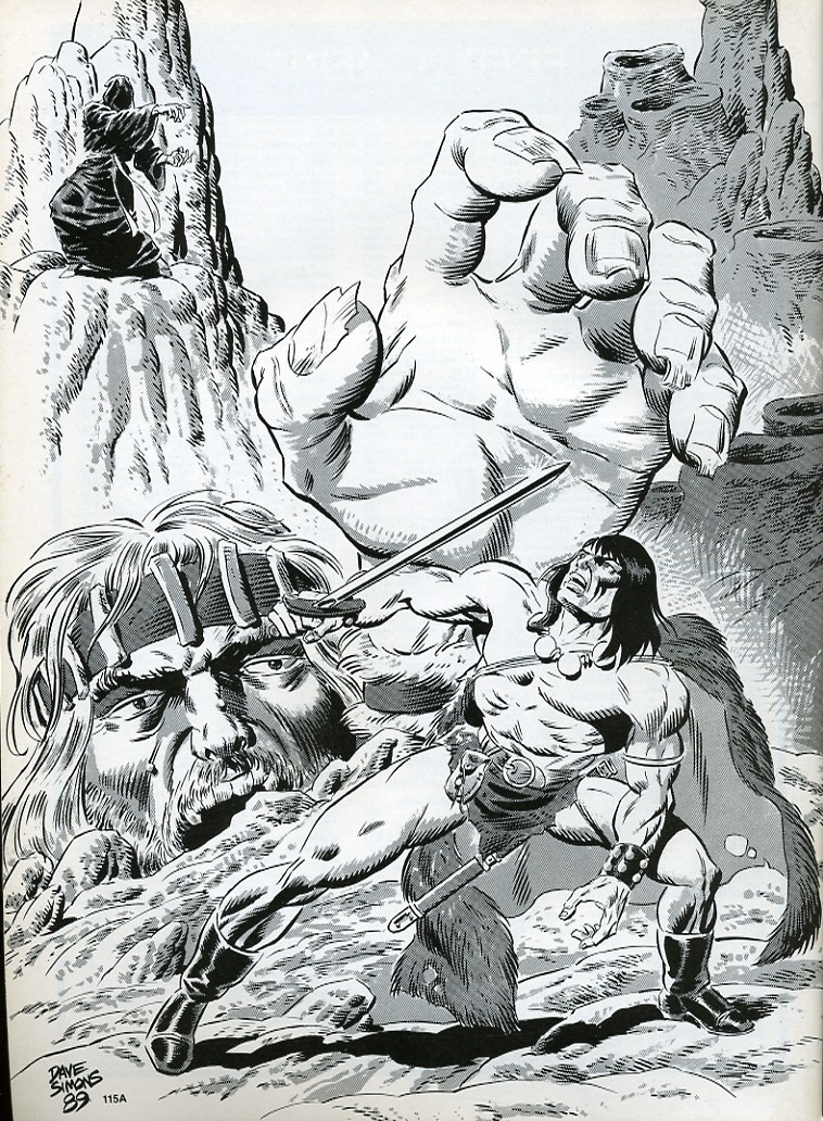 The Savage Sword Of Conan Issue #172 #173 - English 68