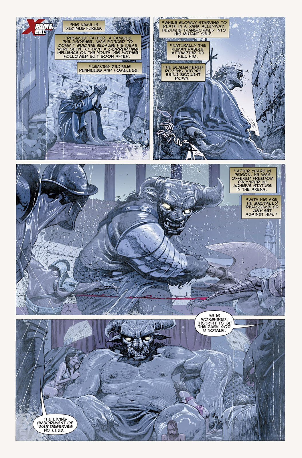 Uncanny X-Force (2010) Issue #3 #3 - English 3
