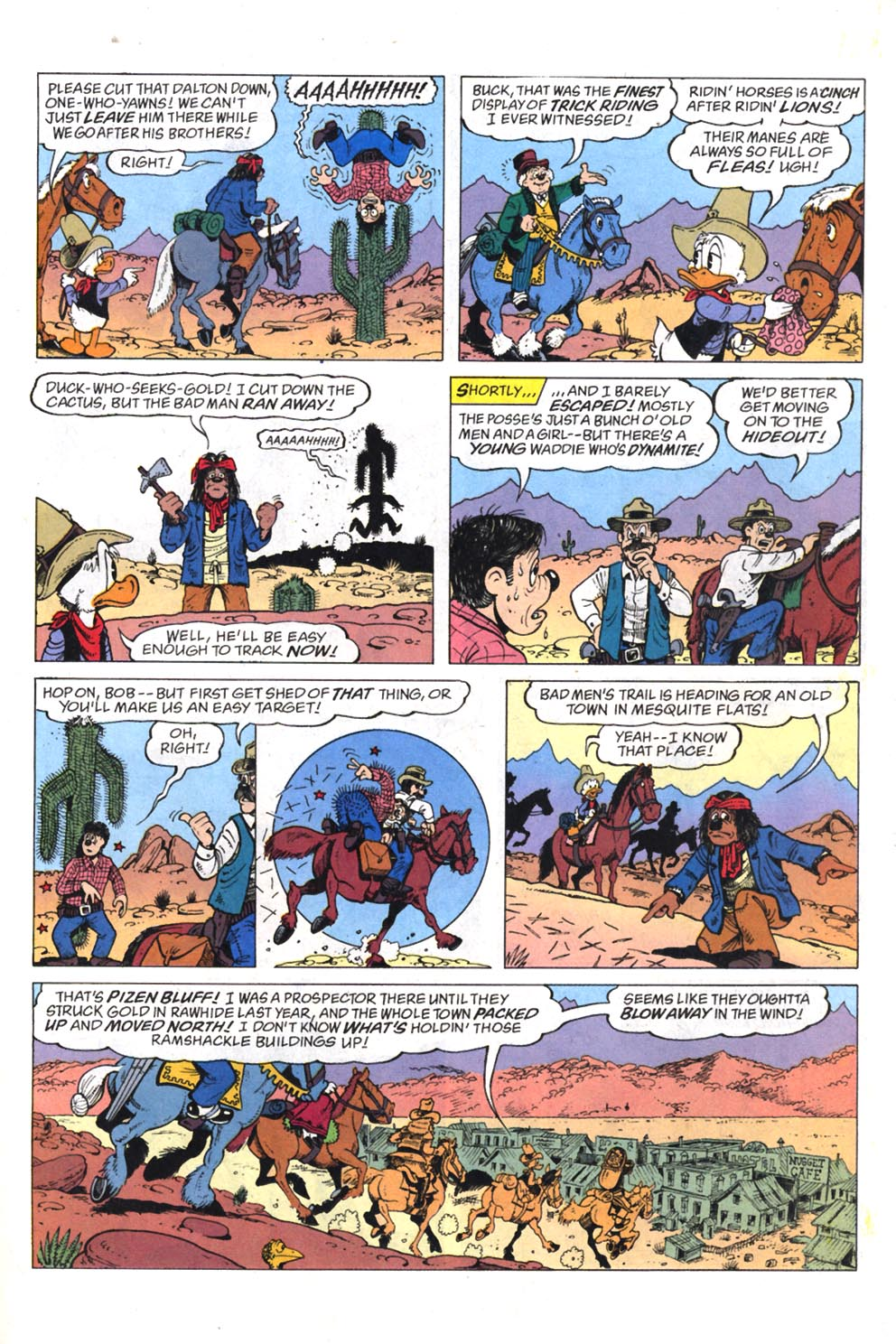 Uncle Scrooge (1953) Issue #306 #306 - English 15