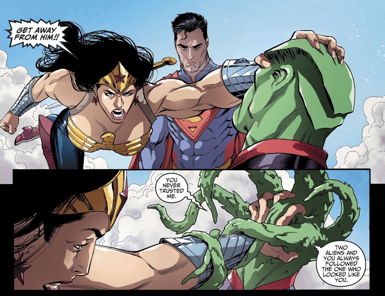 Injustice: Gods Among Us [I] Issue #29 #30 - English 19