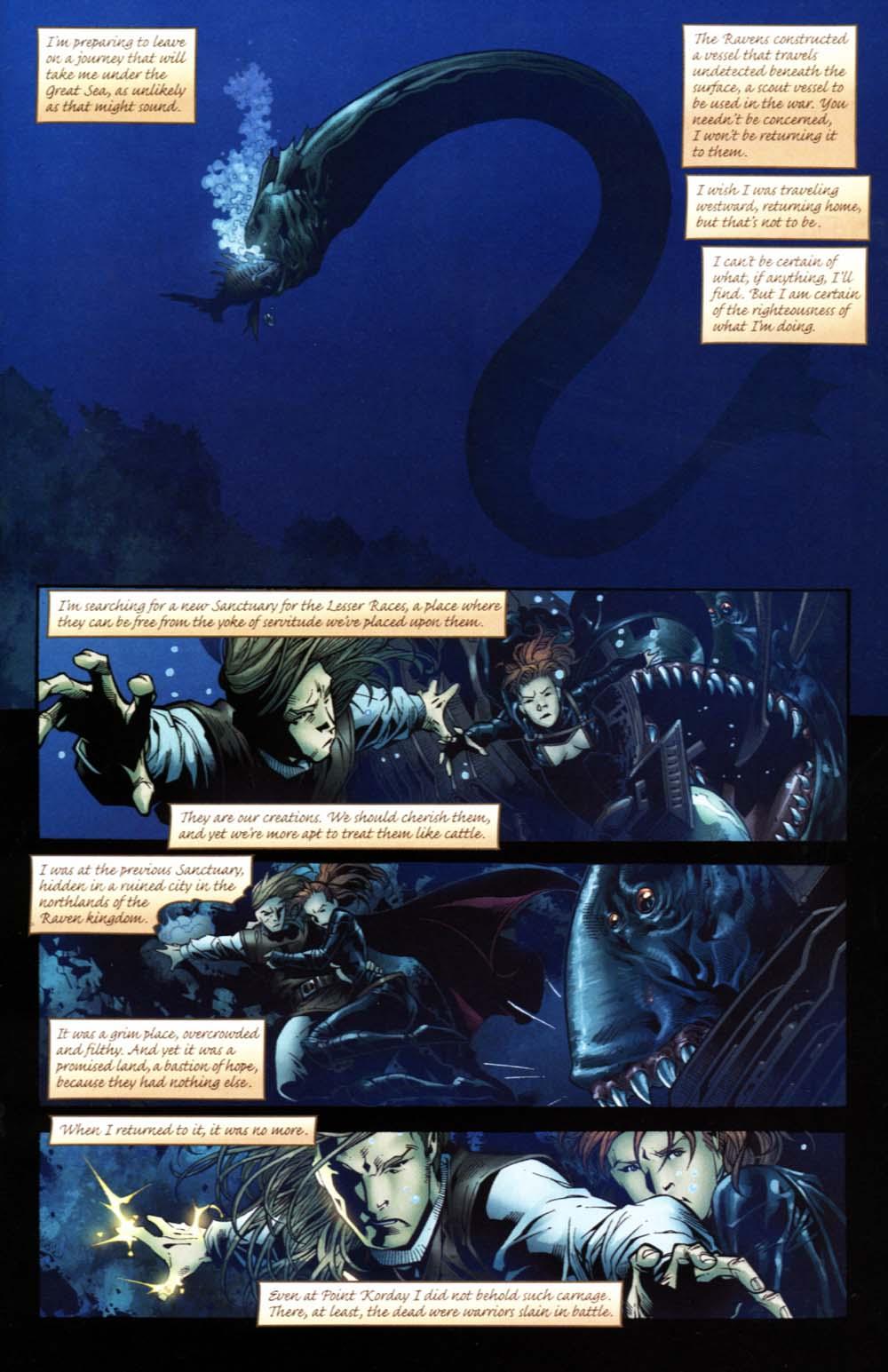 Read online Scion comic -  Issue #20 - 15