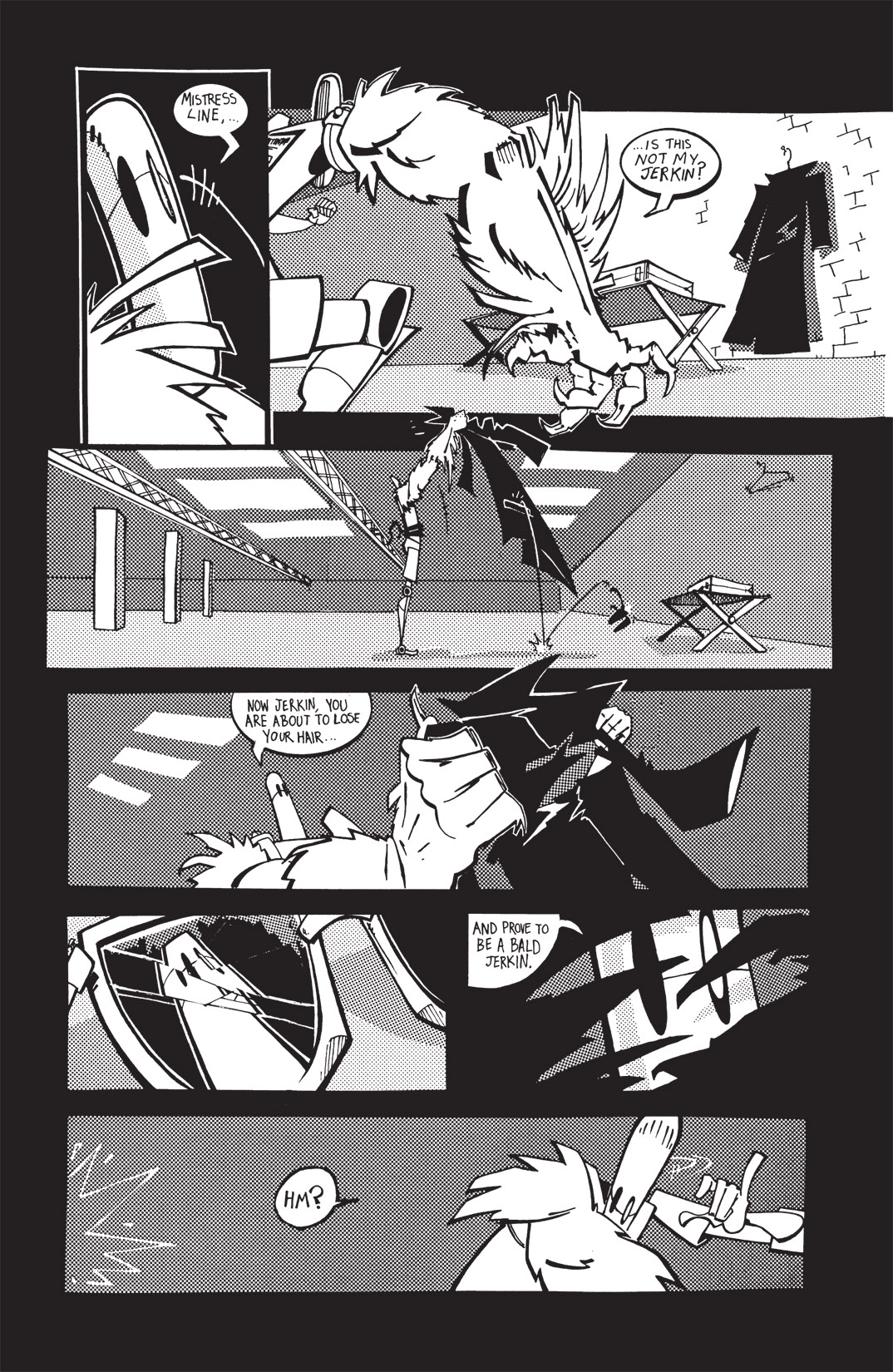 Read online Scud: The Disposable Assassin: The Whole Shebang comic -  Issue # TPB (Part 1) - 202