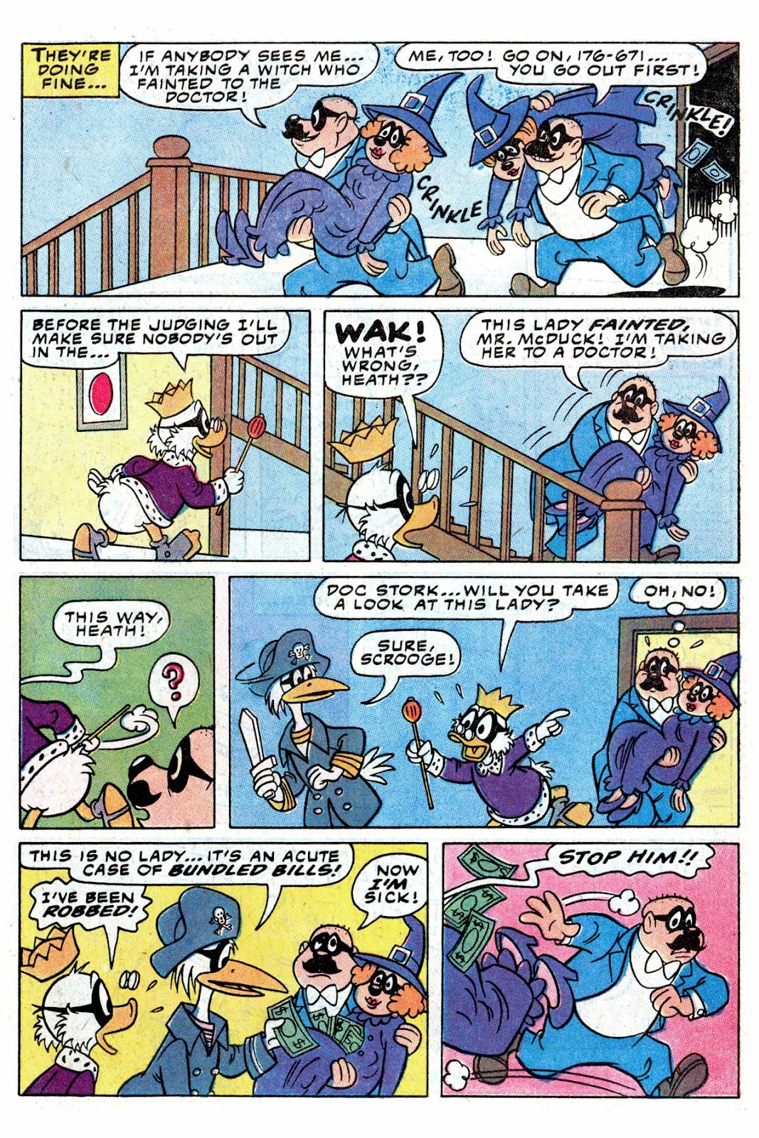Uncle Scrooge (1953) Issue #192 #192 - English 27