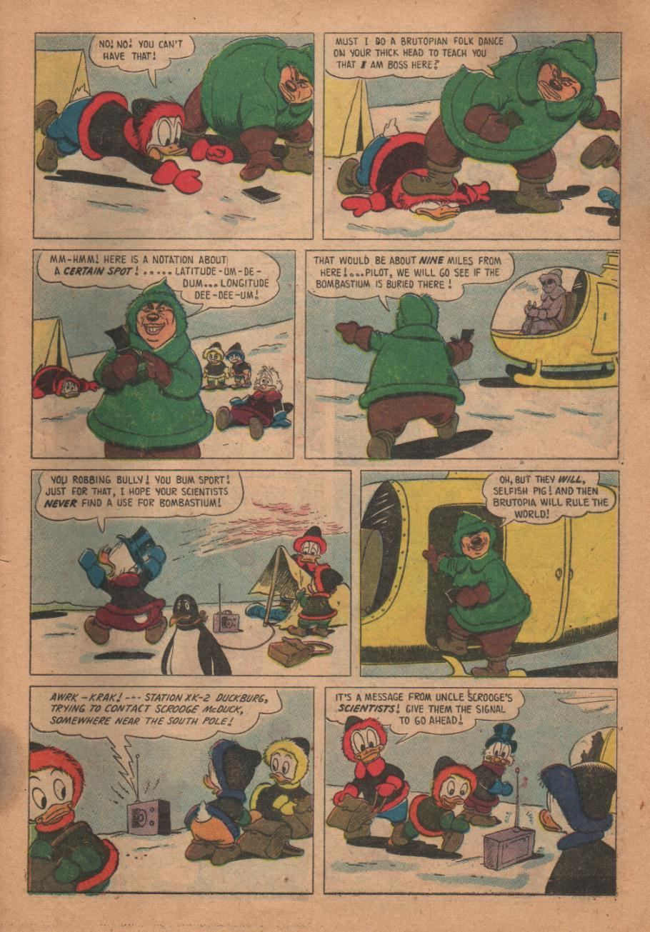 Uncle Scrooge (1953) #17 #388 - English 25