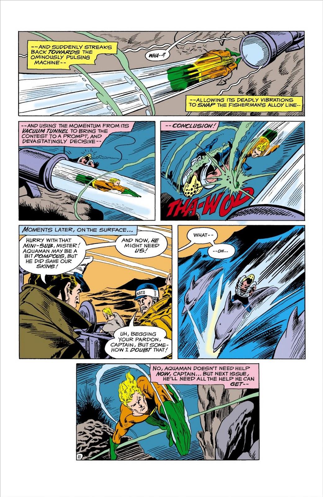 Aquaman (1962) Issue #59 #59 - English 12