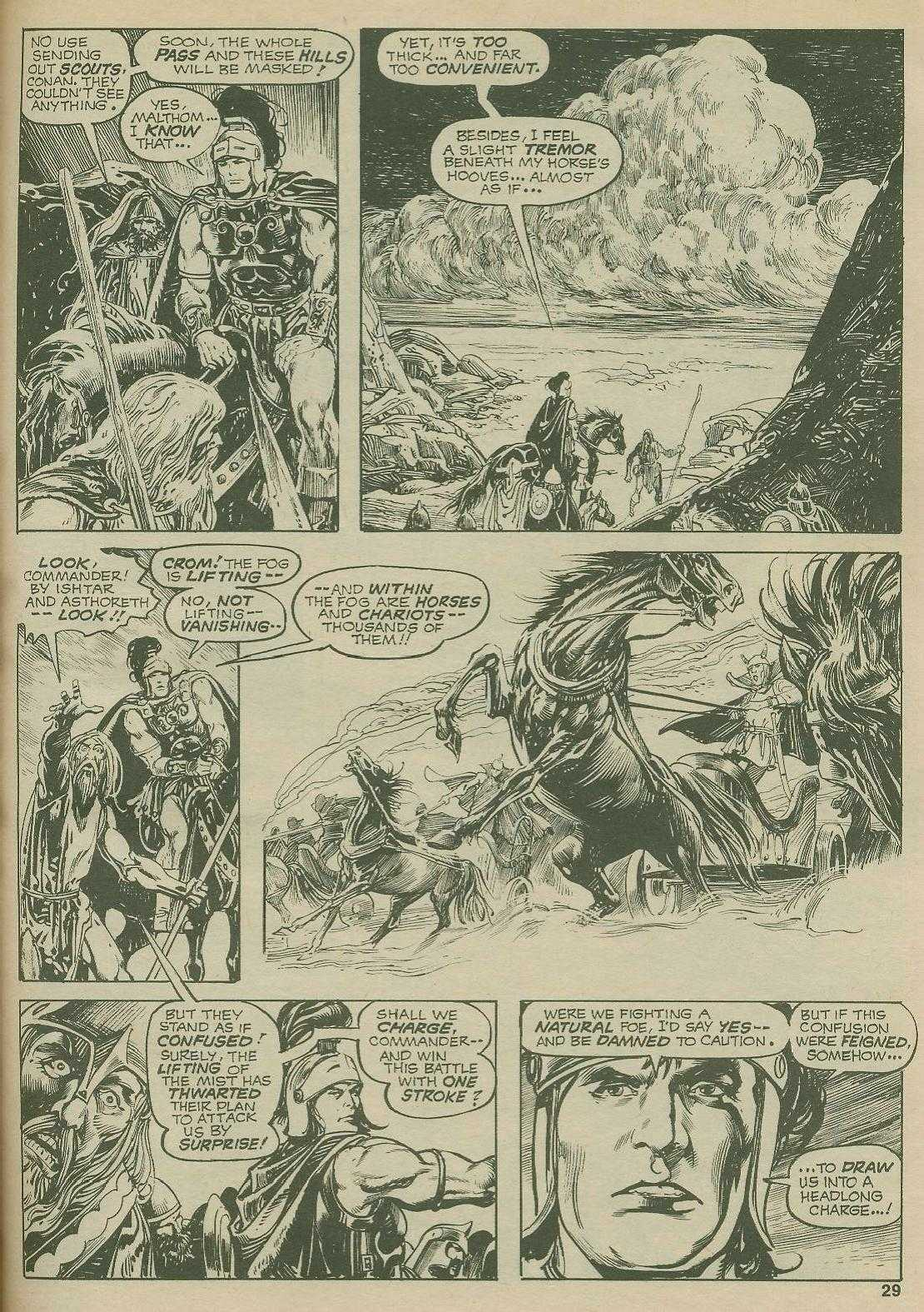 The Savage Sword Of Conan Issue #2 #3 - English 28