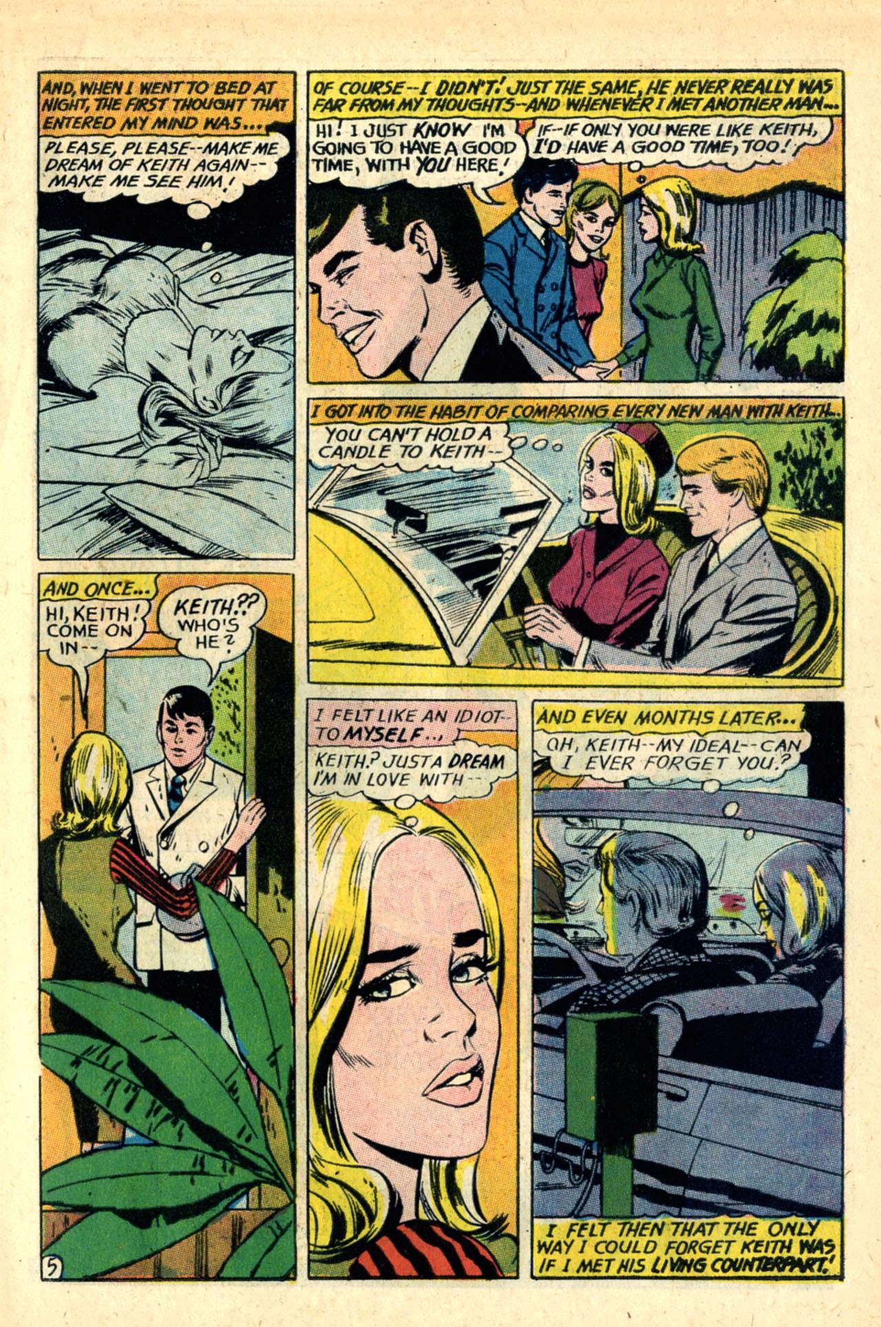 Read online Secret Hearts comic -  Issue #120 - 7
