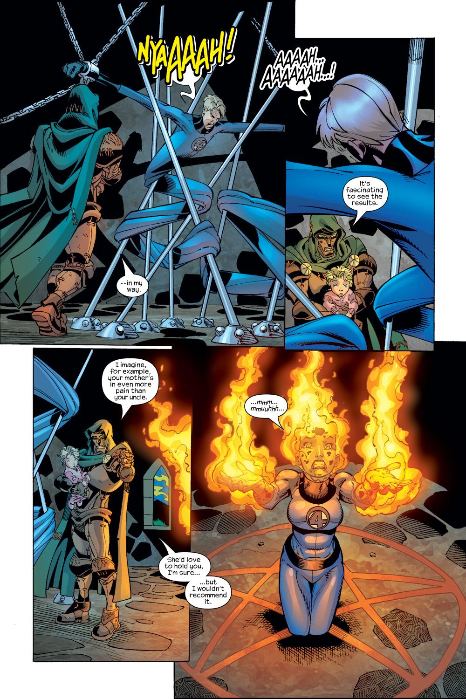 Fantastic Four (1998) #70 #74 - English 17