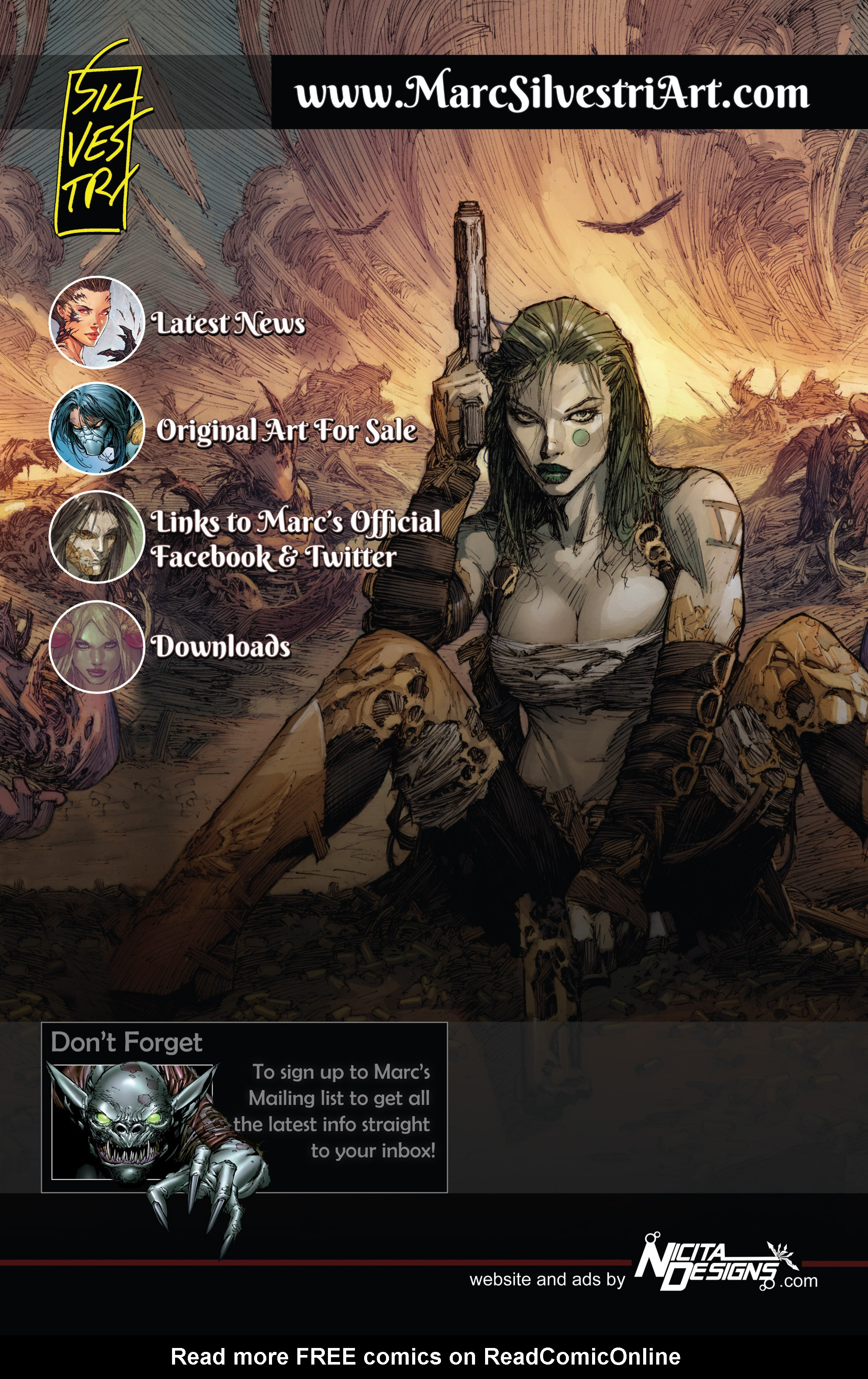 Read online The Darkness (2007) comic -  Issue #115 - 29