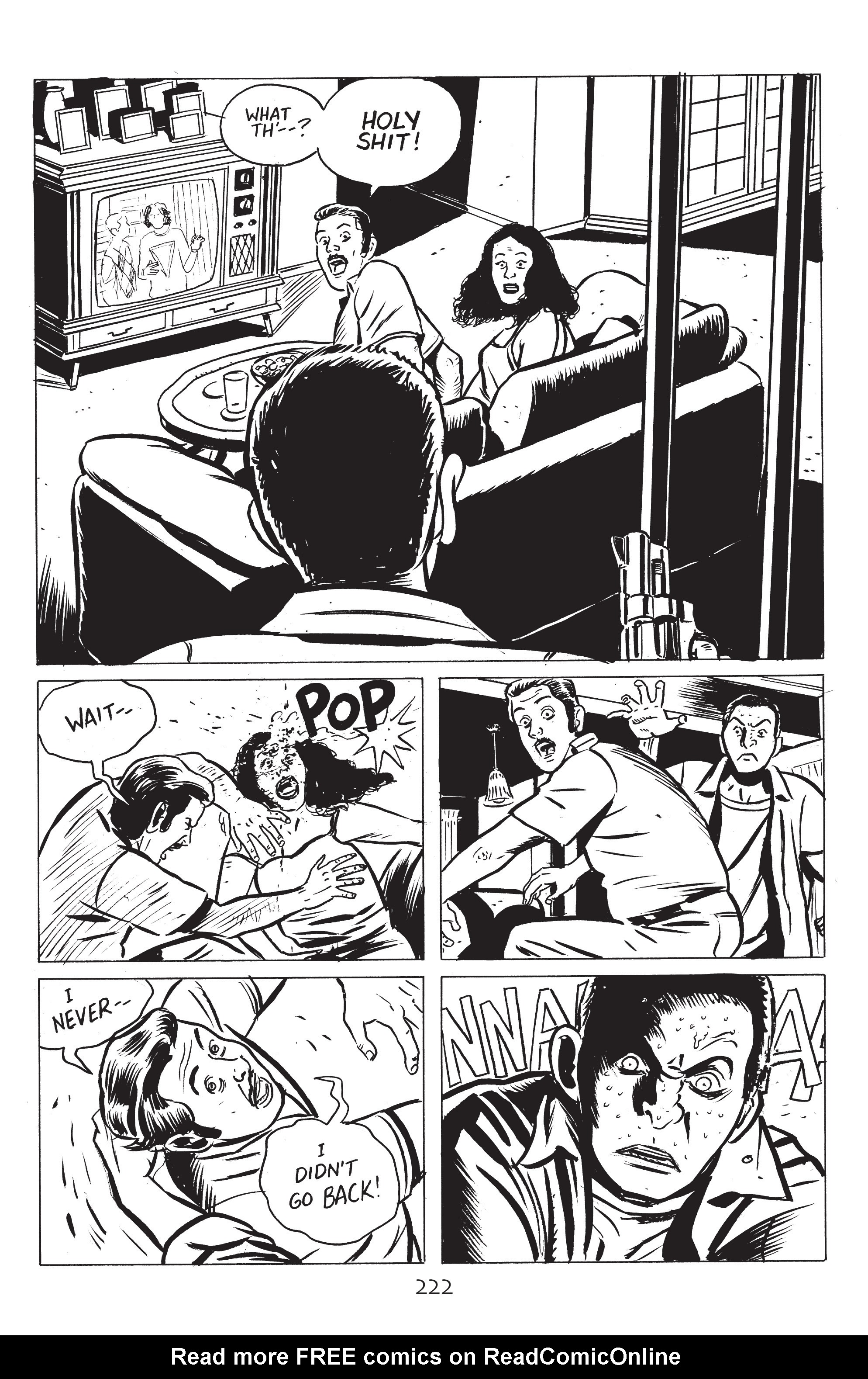 Read online Stray Bullets: Sunshine & Roses comic -  Issue #8 - 28