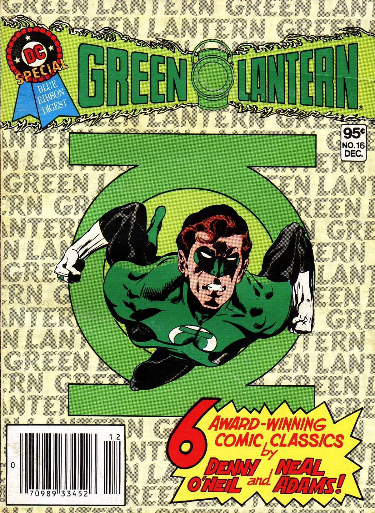 DC Special Blue Ribbon Digest 16 Page 1