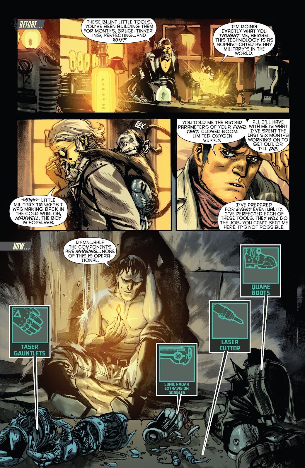 Batman (2011) Issue #22 #37 - English 26