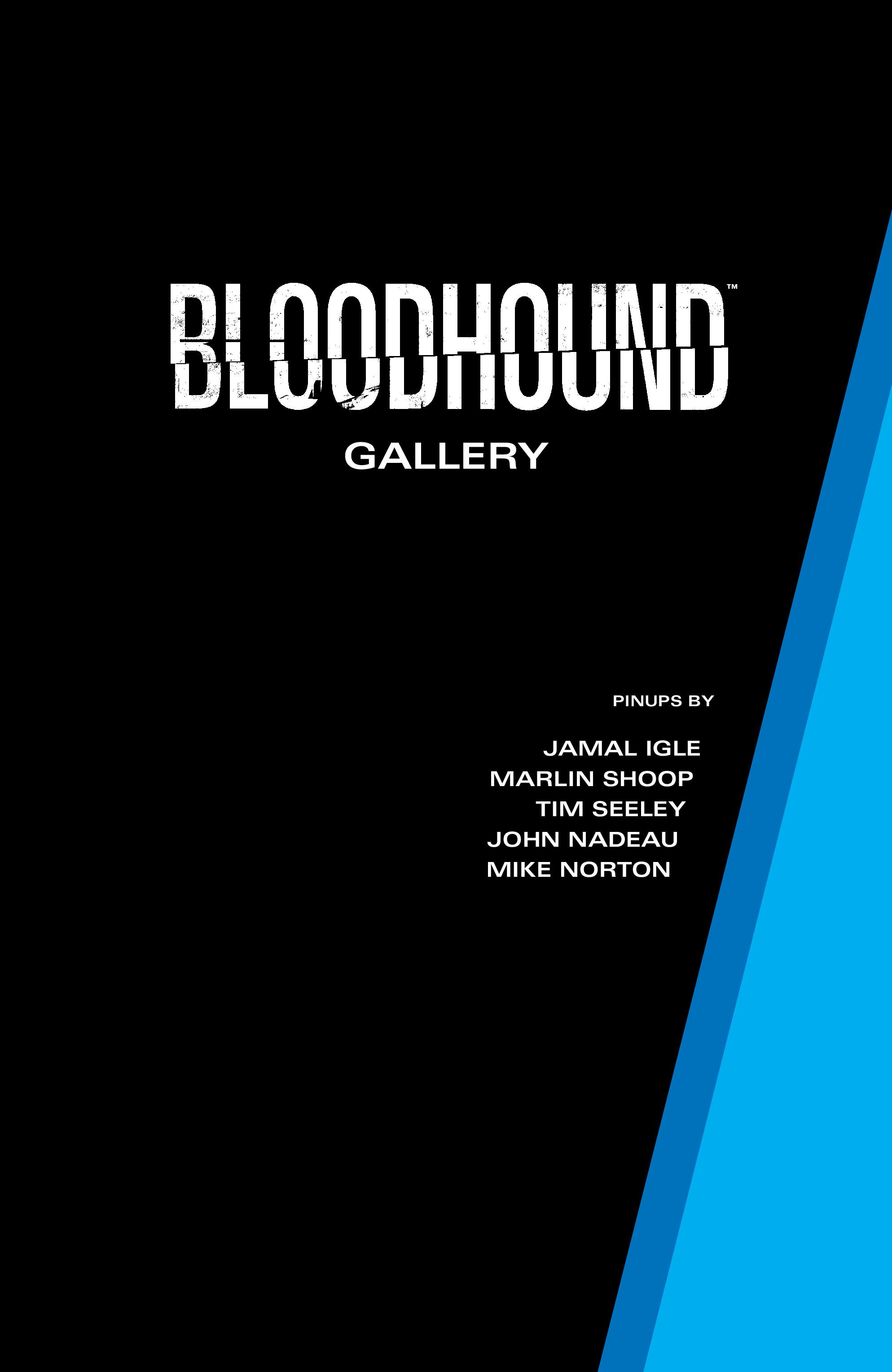 Bloodhound #TPB_1 #11 - English 229
