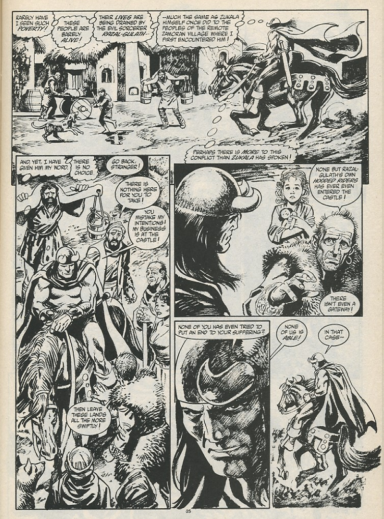The Savage Sword Of Conan Issue #189 #190 - English 27